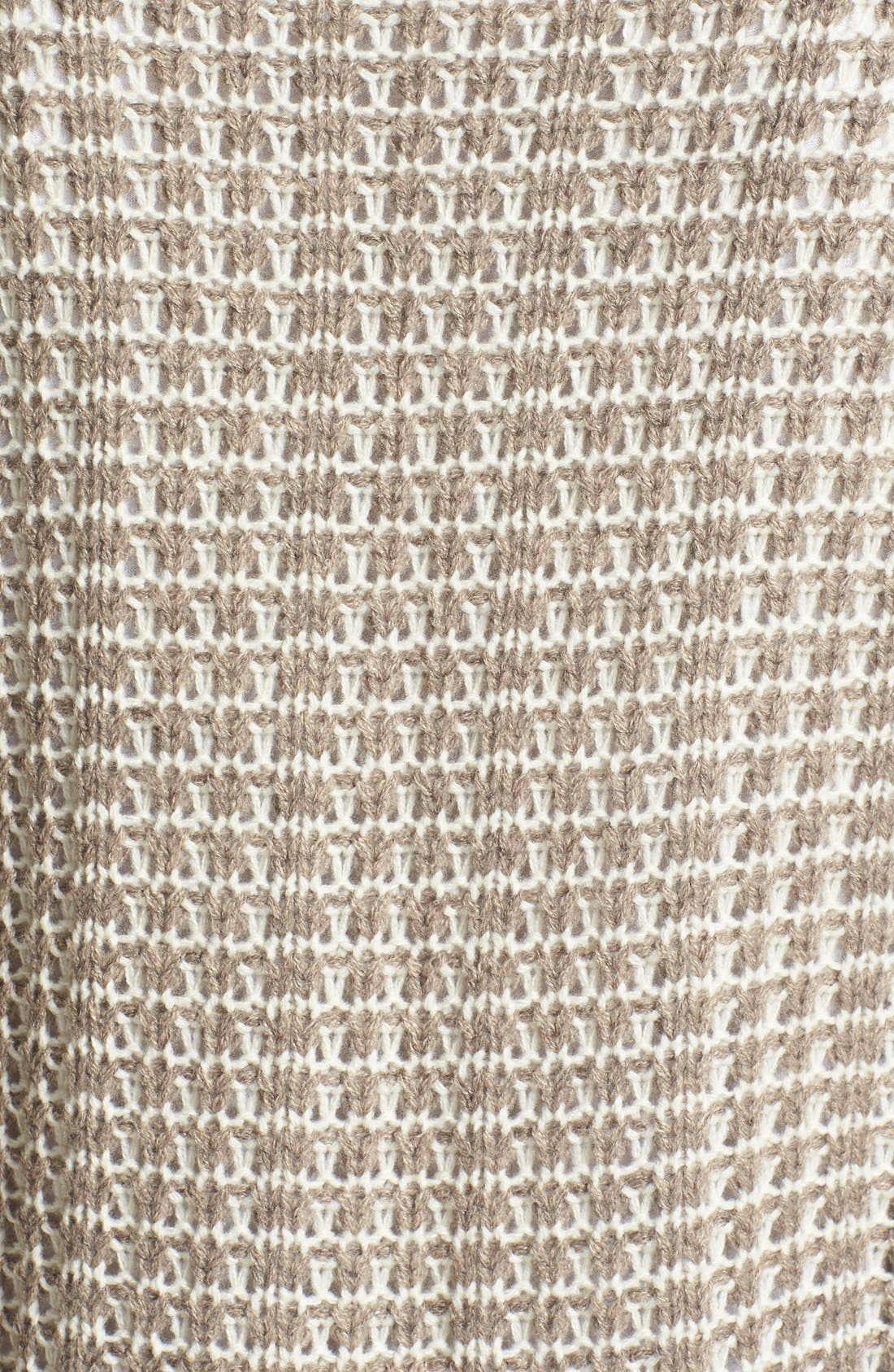 Alternate Image 3  - RD Style Textured Dolman Sleeve Cardigan