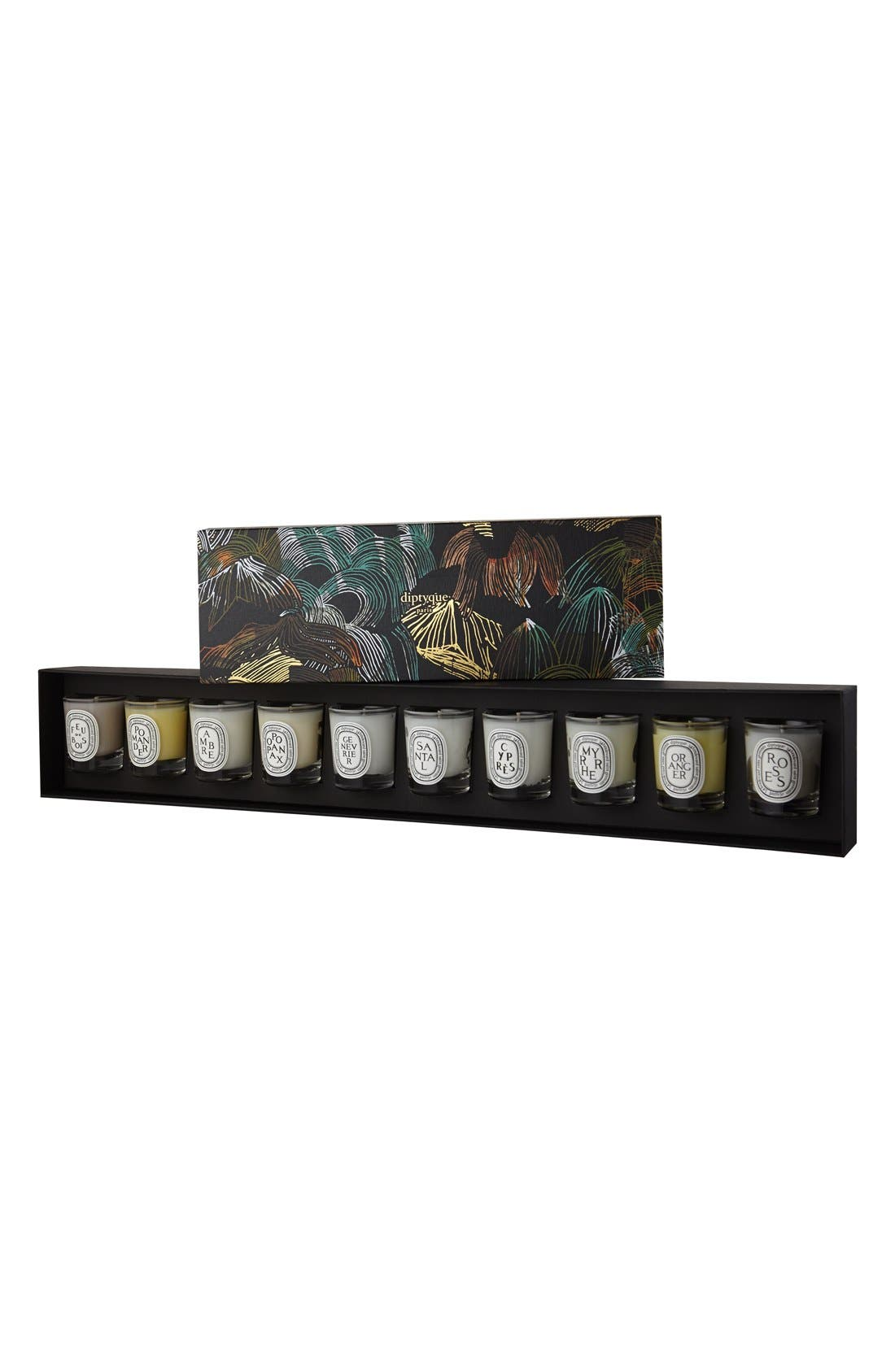 Alternate Image 1 Selected - diptyque Mini Candle Set (Nordstrom Exclusive)