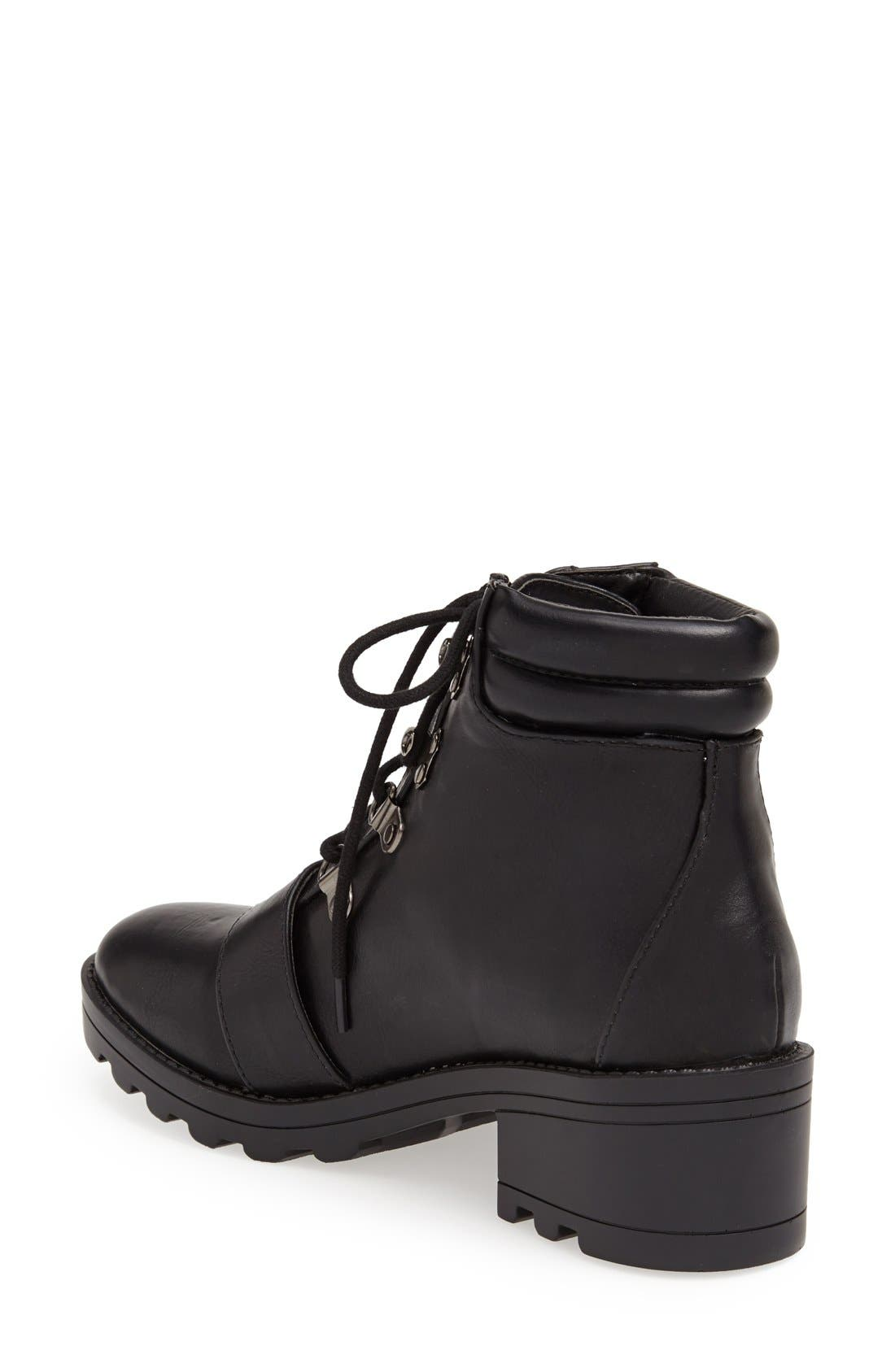 Alternate Image 2  - Topshop Bunk Hiker Boot (Women)
