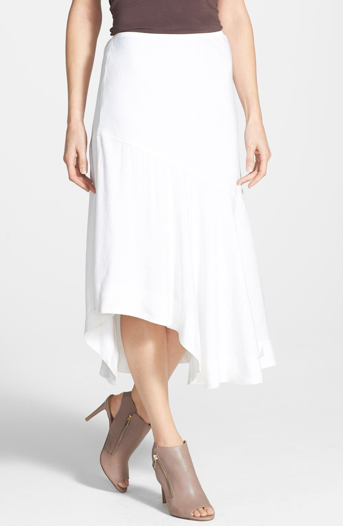 NIC+ZOE 'The Long Engagement' Midi Skirt (Regular & Petite)