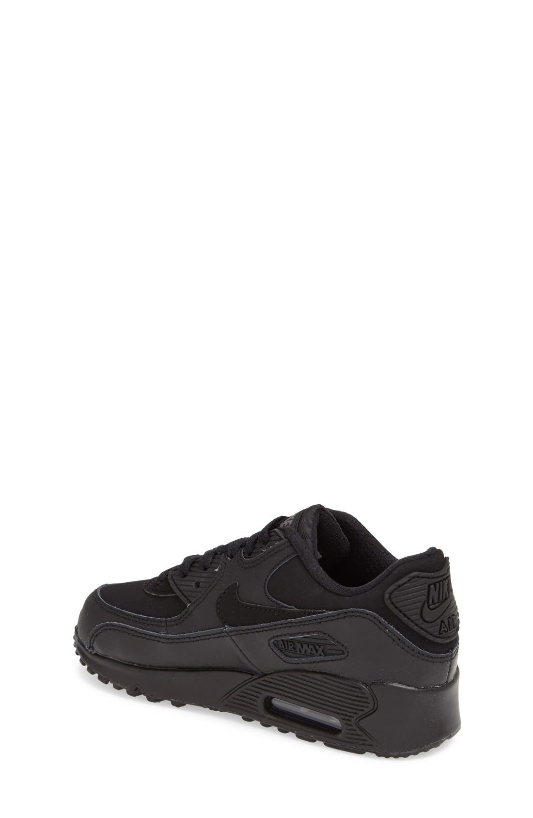 Alternate Image 2  - Nike 'Air Max Classic' Running Shoe (Baby, Walker, Toddler, Little Kid & Big Kid)