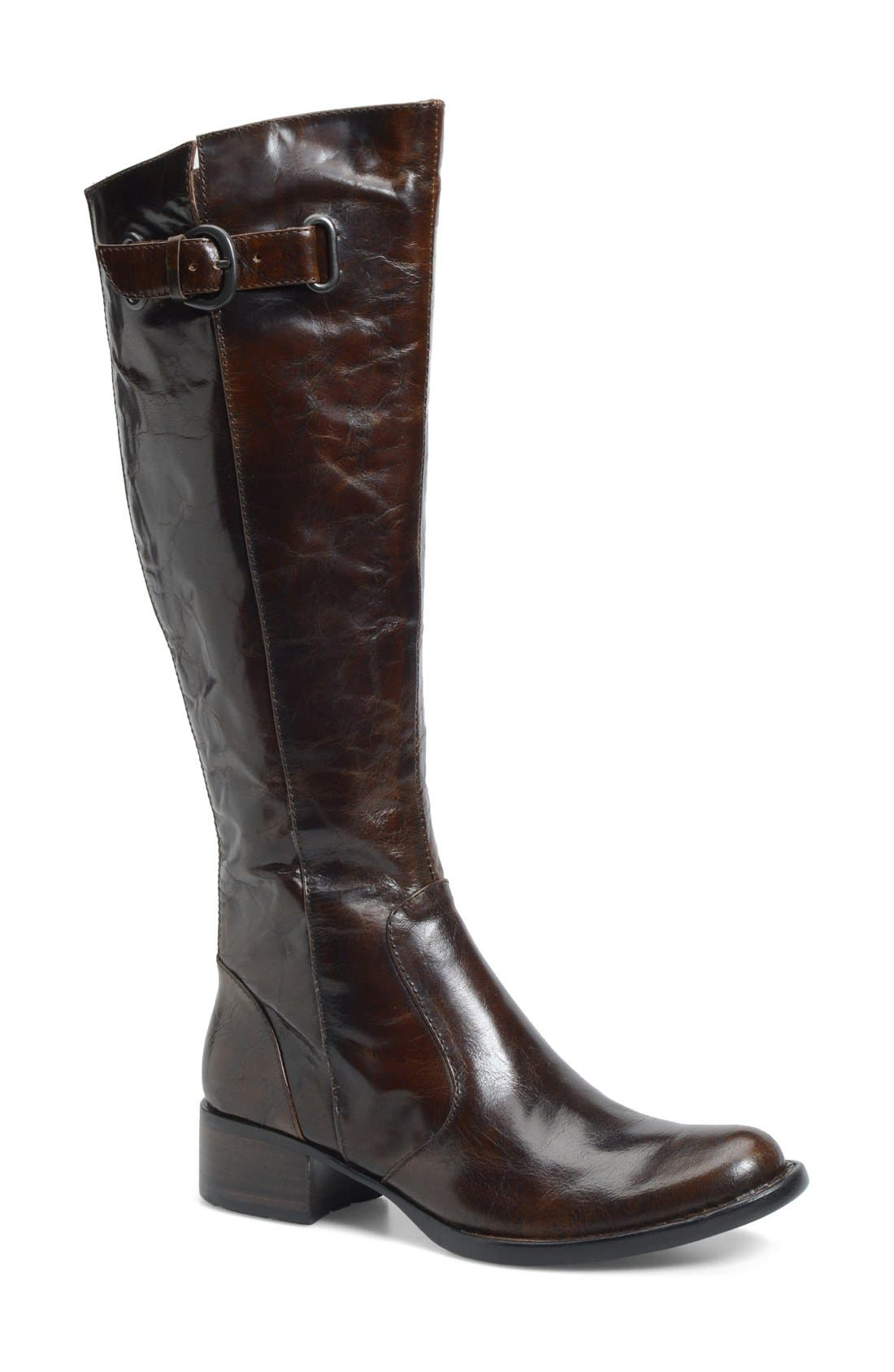 Alternate Image 1 Selected - Crown by Børn 'Roxie' Boot (Women) (Wide Calf) (Nordstrom Exclusive)