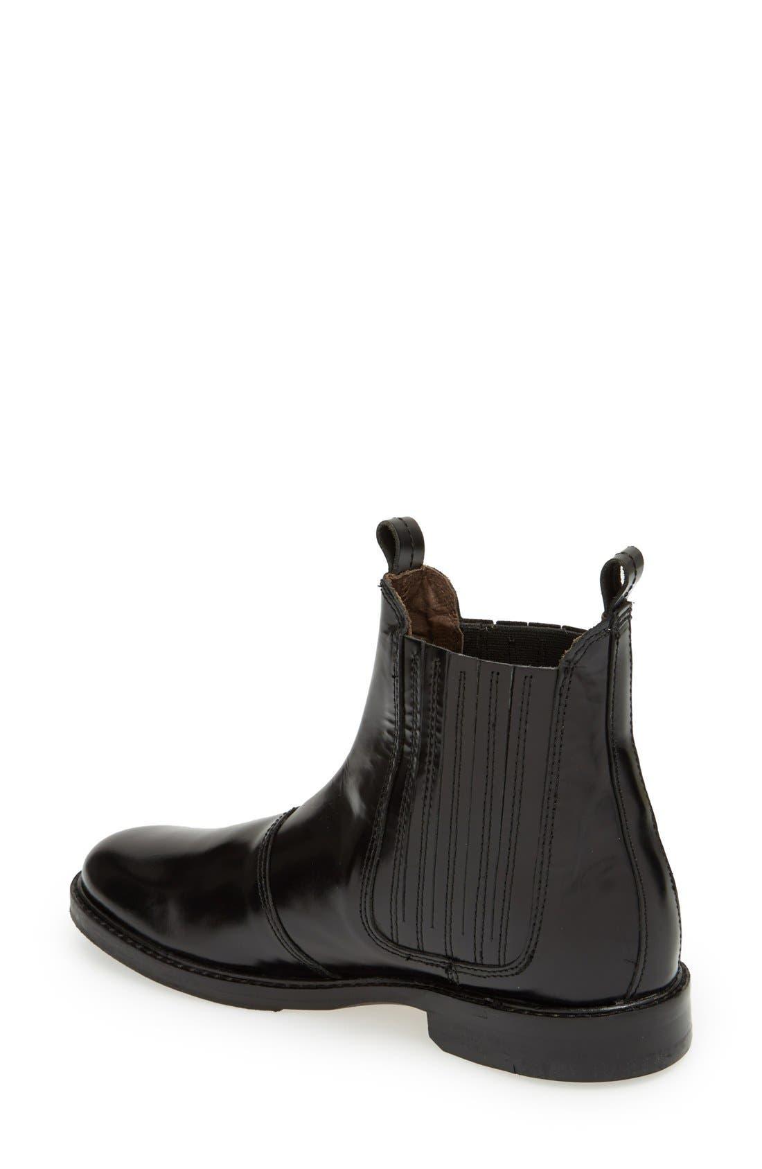 Alternate Image 2  - H by Hudson 'Tafler' Leather Chelsea Boot (Women)