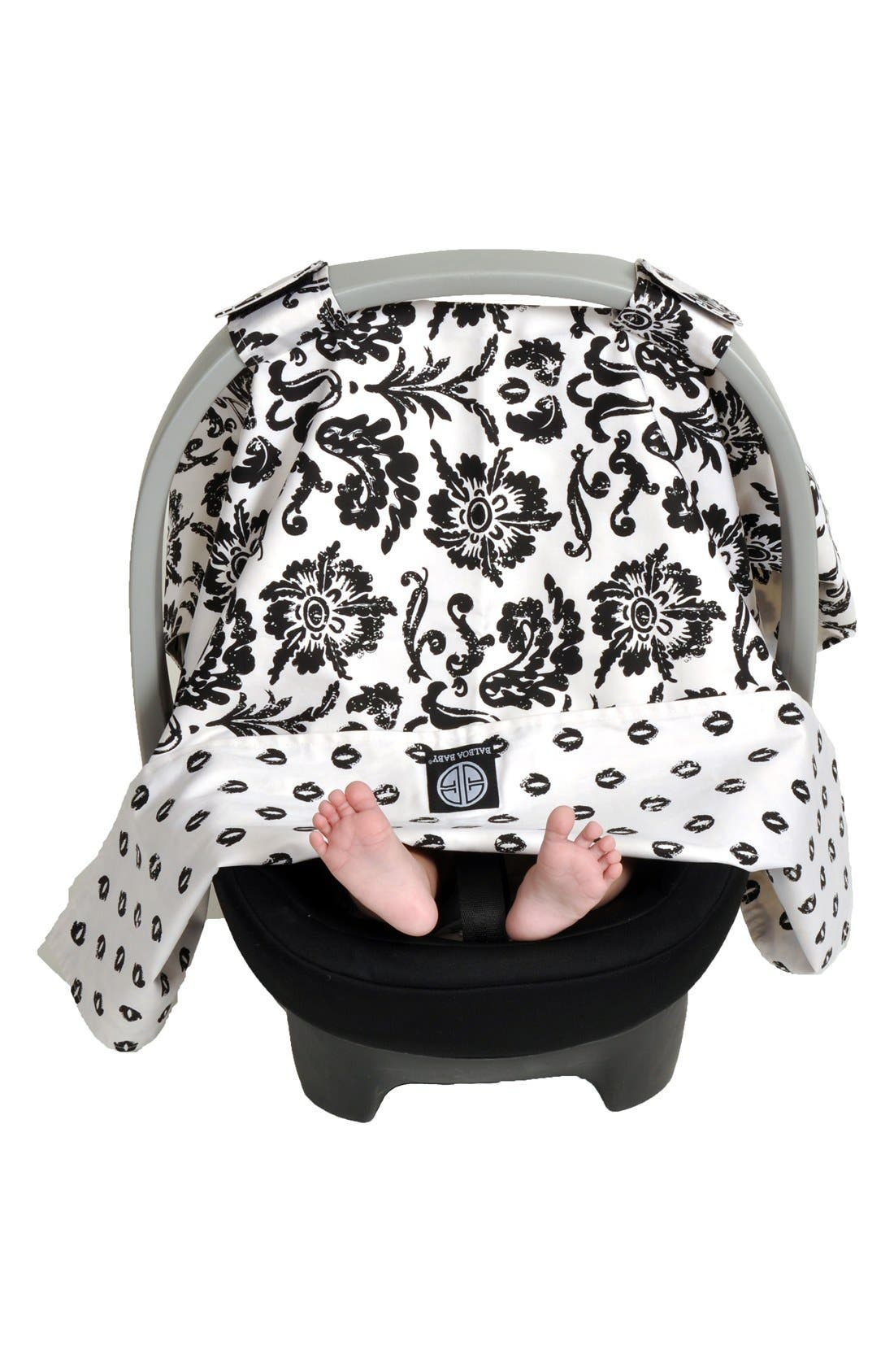 Main Image - Balboa Baby Reversible Car Seat Canopy  sc 1 st  Nordstrom & Balboa Baby Reversible Car Seat Canopy | Nordstrom