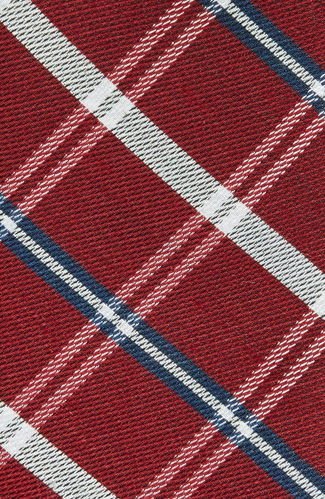 Alternate Image 2  - 1901 'Logan' Plaid Tie