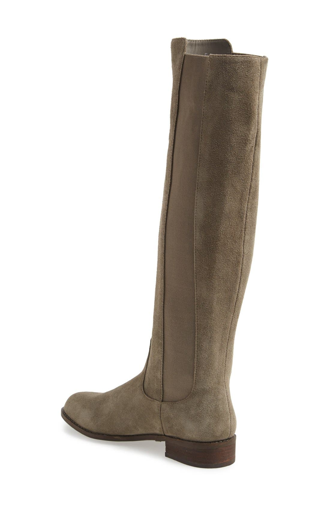 Alternate Image 2  - Very Volatile 'Timber' Suede Knee High Boot (Women)