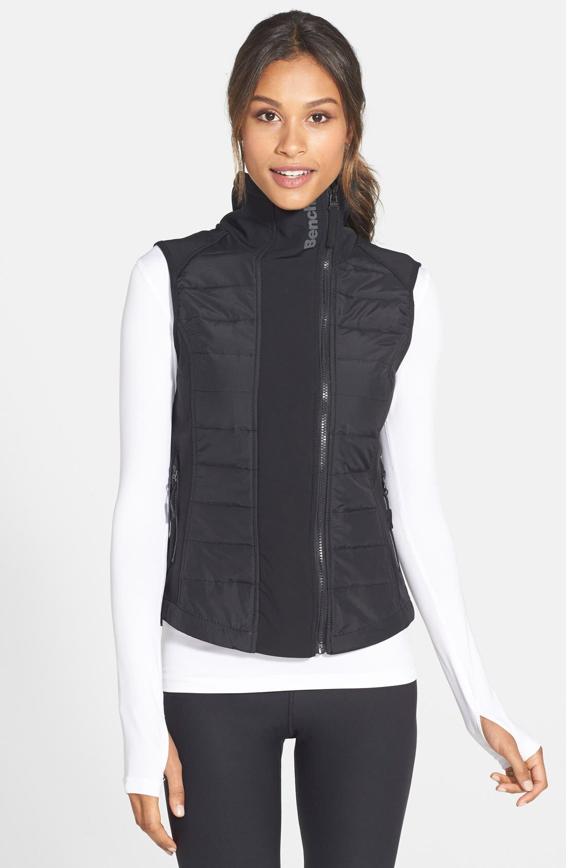 Alternate Image 1 Selected - Bench 'Jestefy' Quilted Vest
