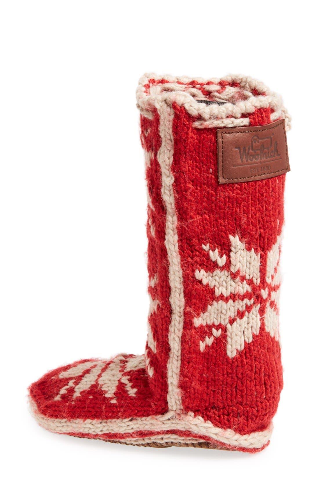 Alternate Image 2  - Woolrich 'Chalet' Socks (Women)