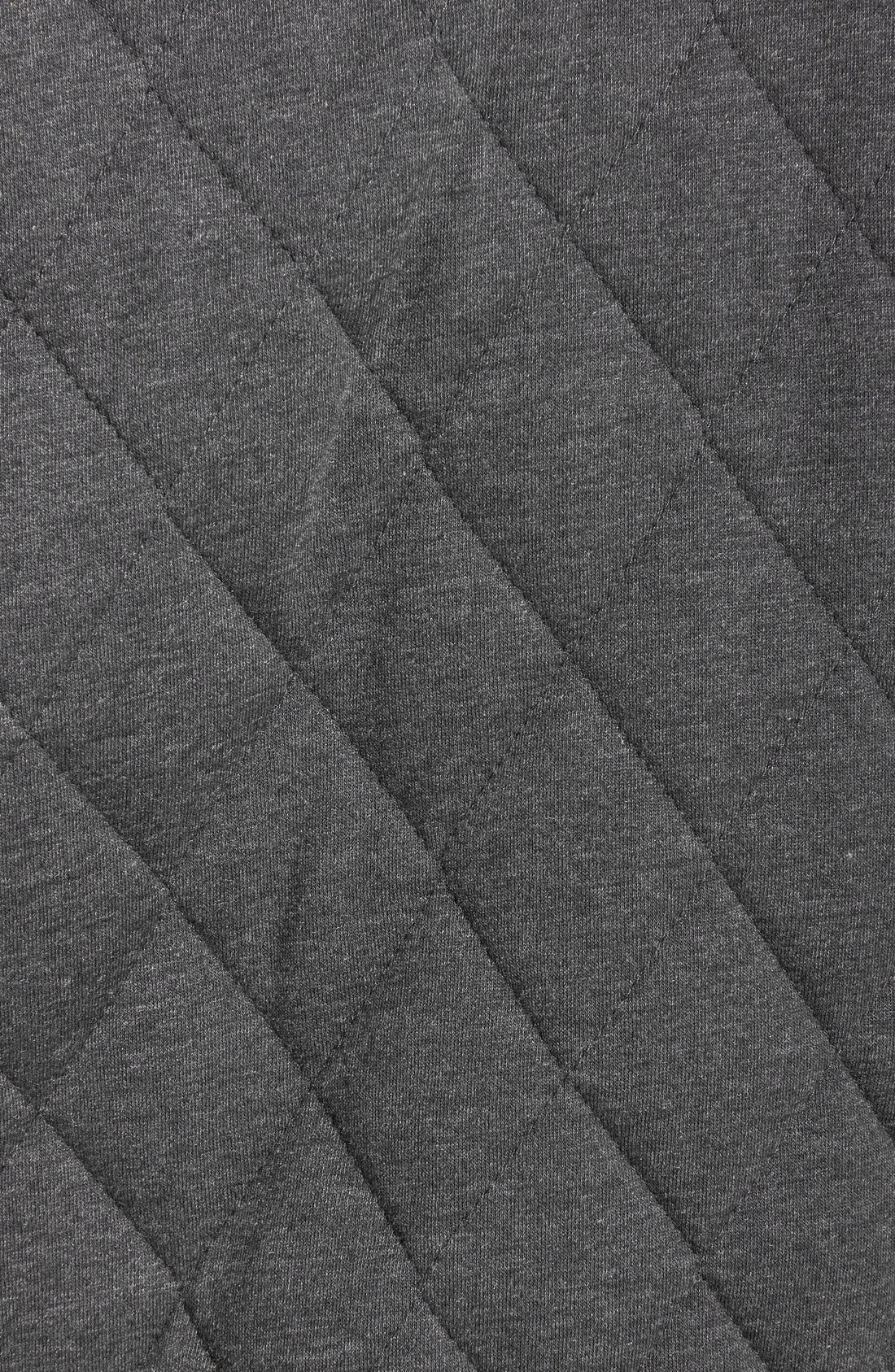 Alternate Image 3  - Ted Baker London 'QUILTIN' Quilted Full Zip Jacket