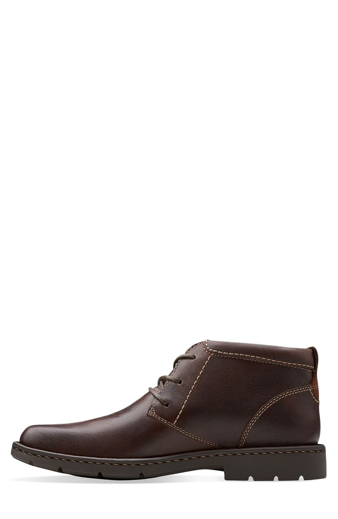Alternate Image 2  - Clarks® 'Stratton - Limit' Plain Toe Boot (Men)