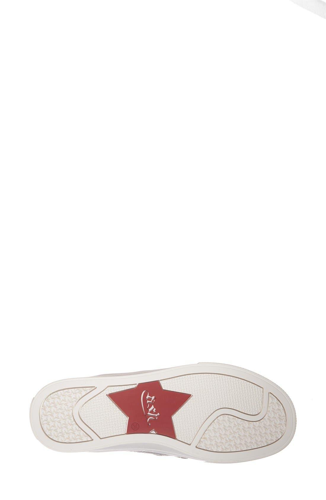 Alternate Image 4  - Ash 'Joe' Platform Sneaker (Women)