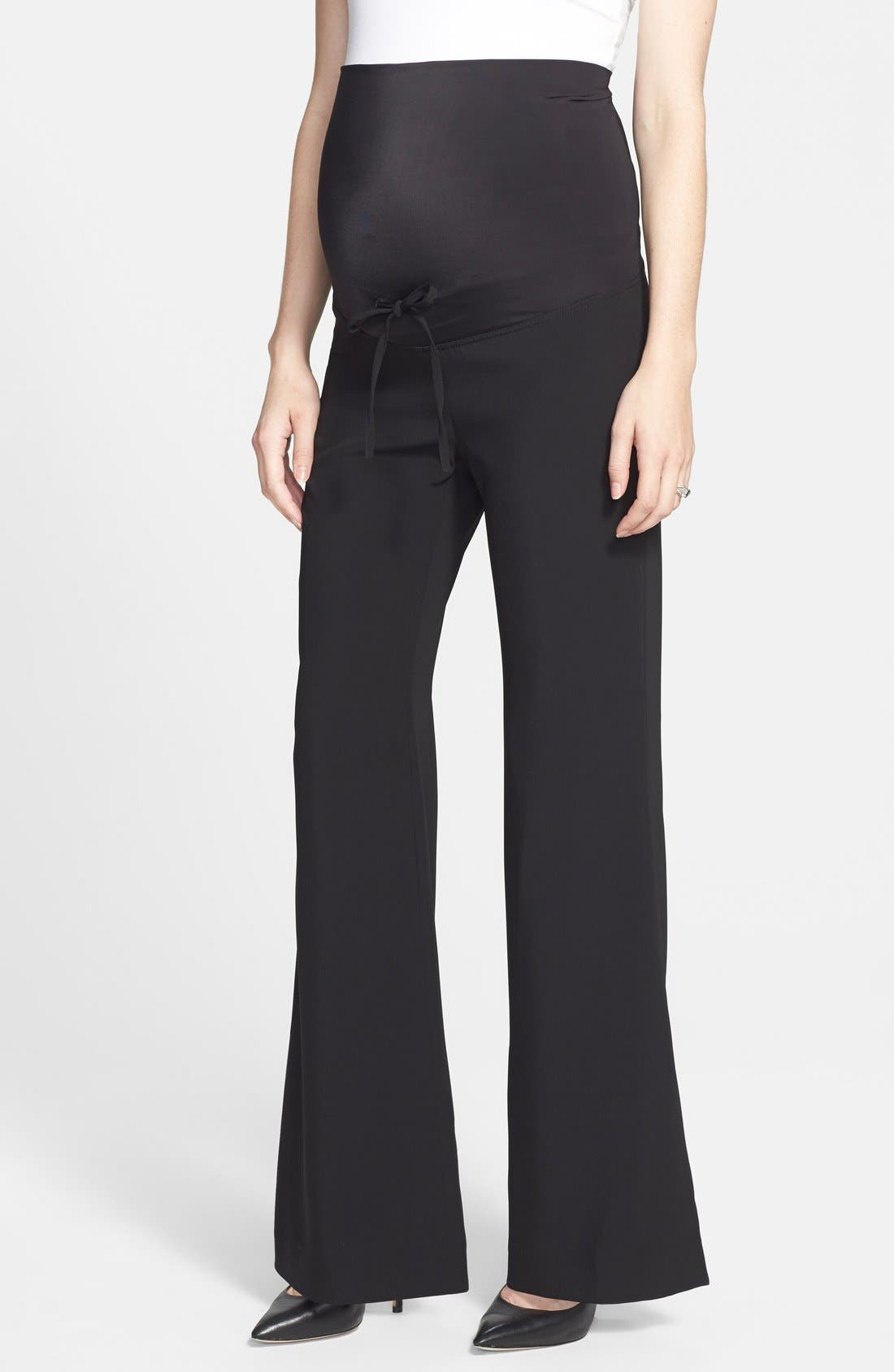 Eva Alexander London 'Lauren' Maternity Pants
