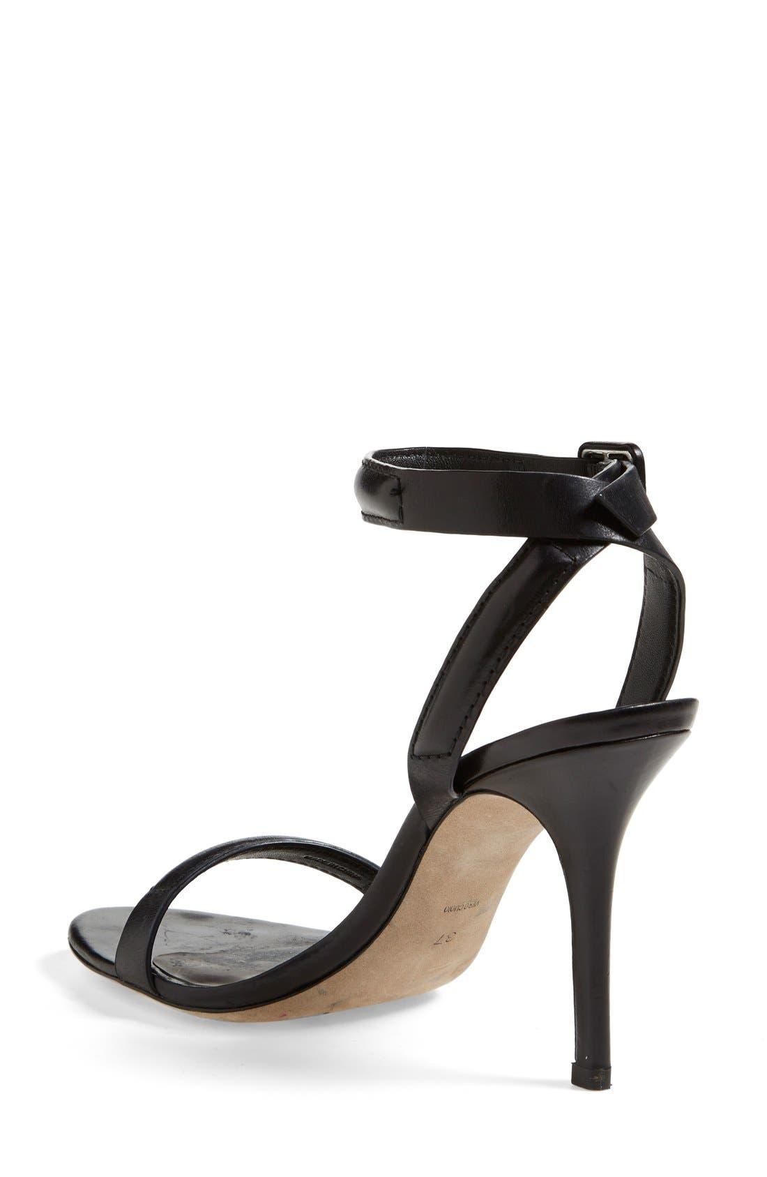 Alternate Image 2  - Alexander Wang 'Antonia' Ankle Strap Sandal (Women)