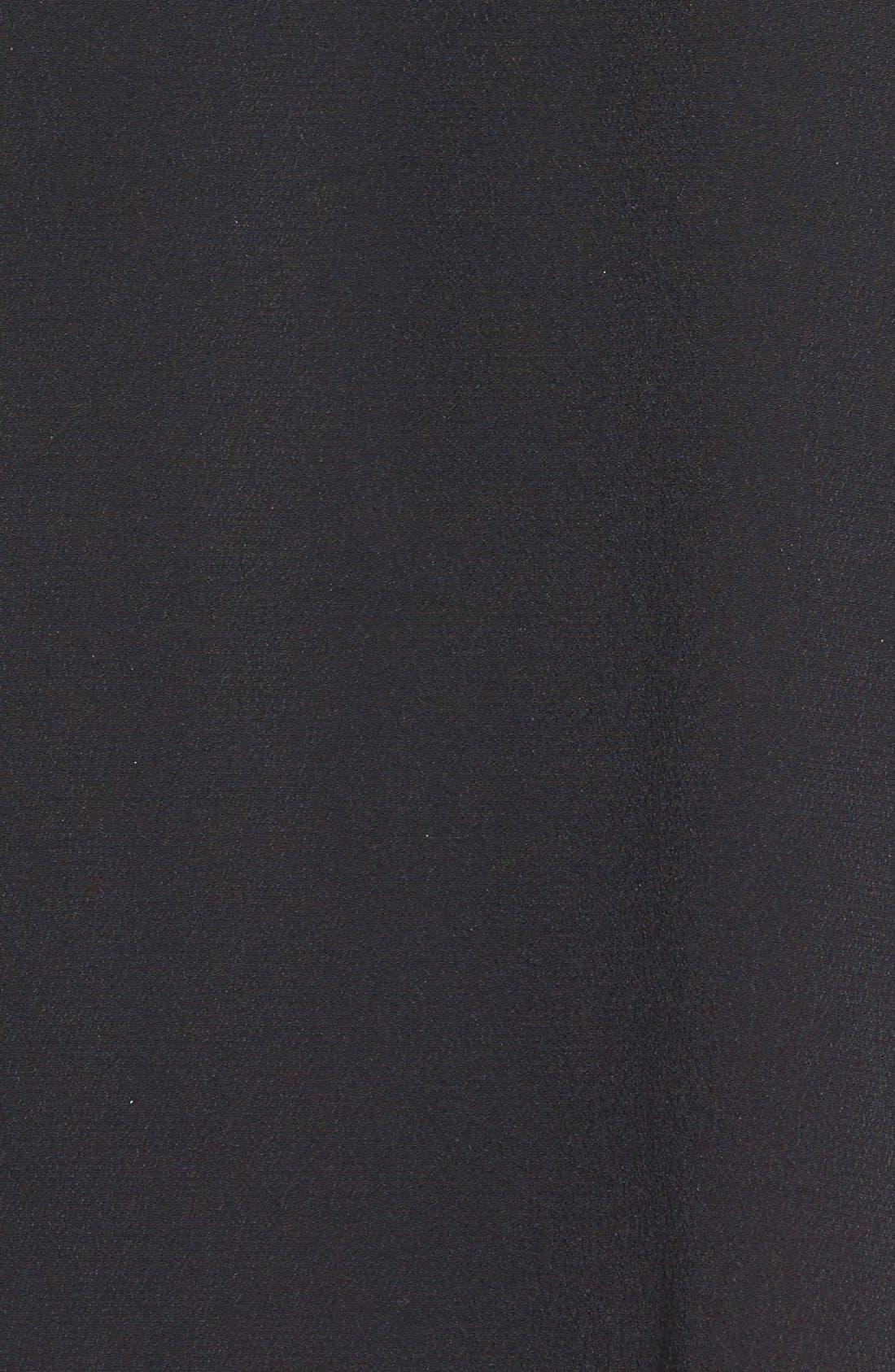 Alternate Image 3  - ASTR Chain Shoulder Shift Dress