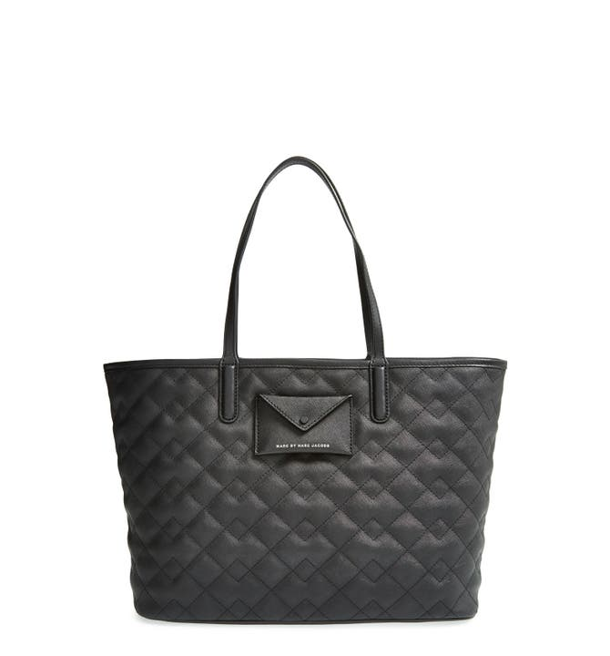 MARC BY MARC JACOBS Quilted Leather Tote | Nordstrom : marc jacobs quilted tote bag - Adamdwight.com