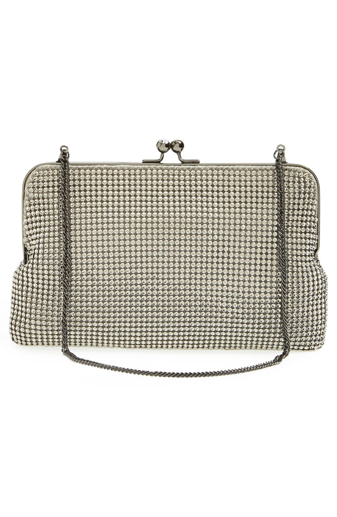 Alternate Image 6  - Whiting & Davis Mesh Clutch