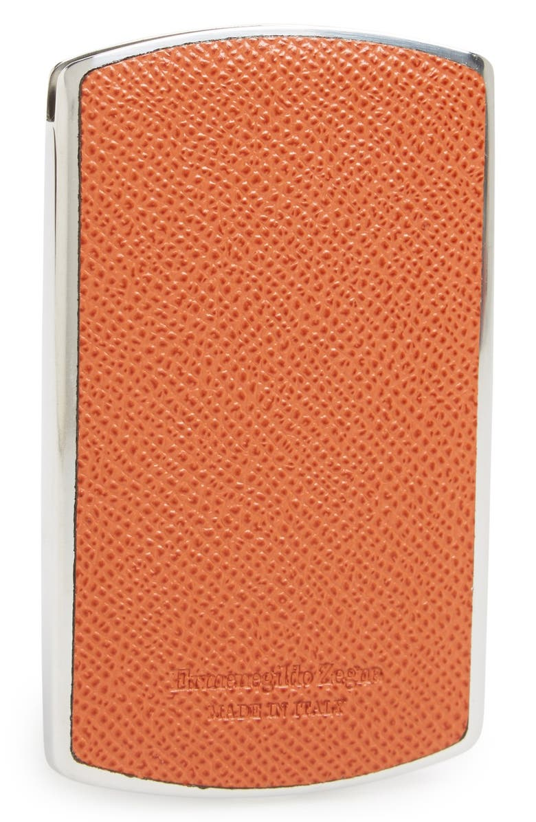 Ermenegildo zegna textured leather business card holder nordstrom textured leather business card holder main reheart Image collections
