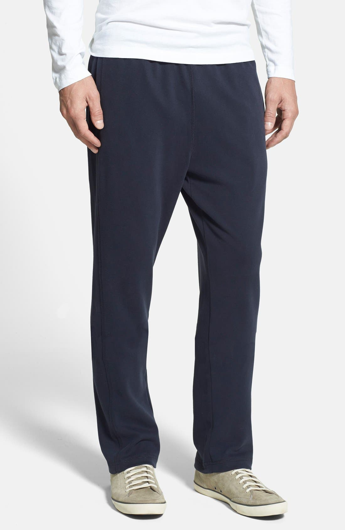 Alternate Image 1 Selected - Tommy Bahama 'New Pacific Palisade' Pima Cotton Knit Pants