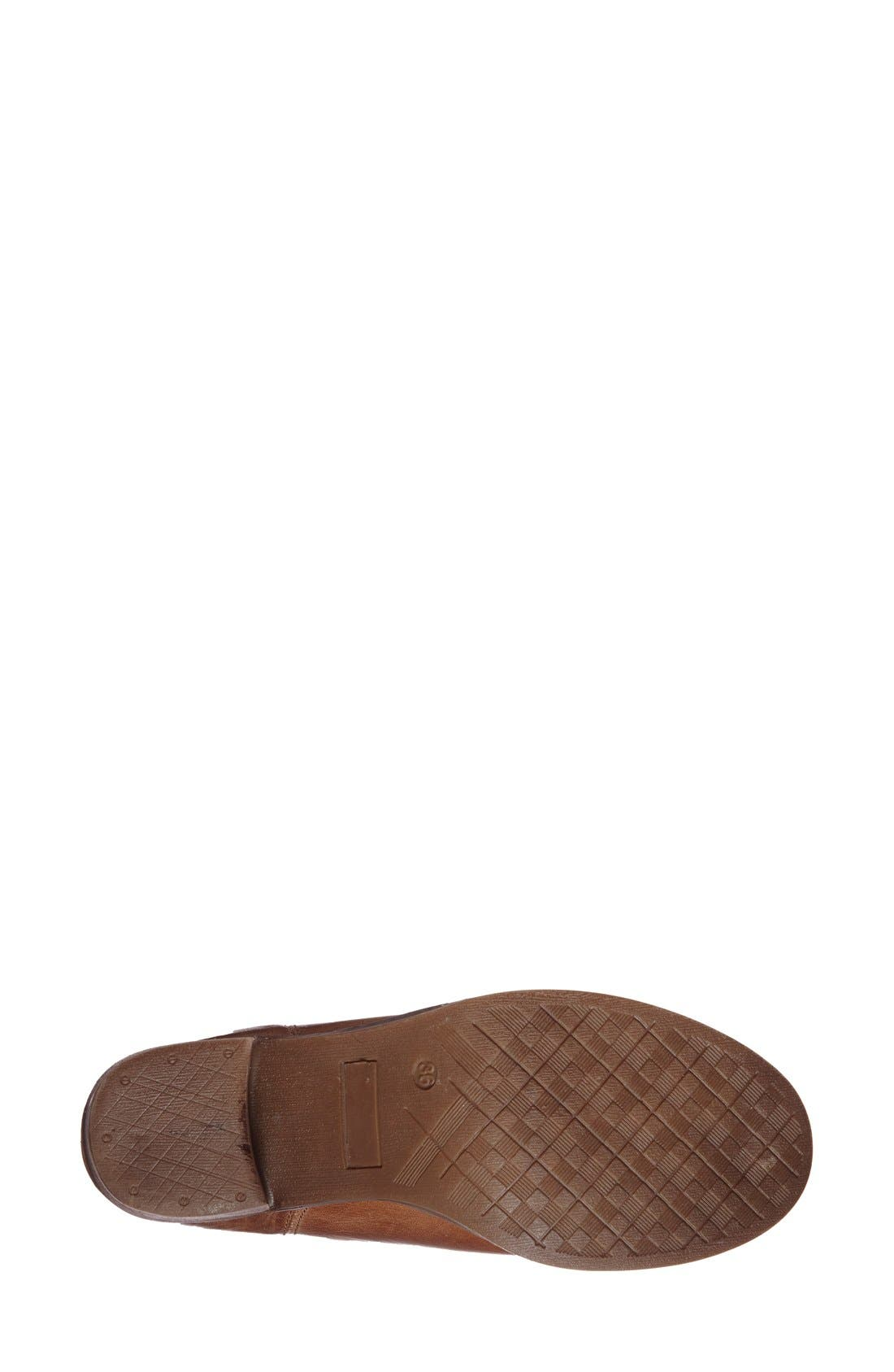 Alternate Image 4  - MTNG Originals 'Bree' Leather Platform Bootie (Women)