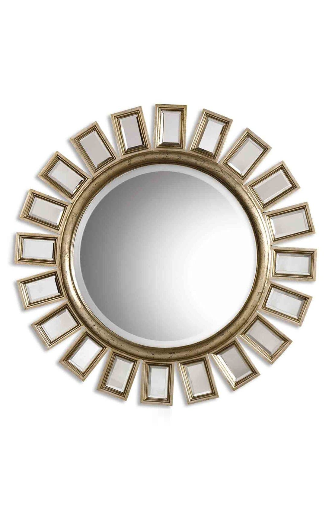 Alternate Image 1 Selected - Uttermost 'Cyrus' Round Mirror