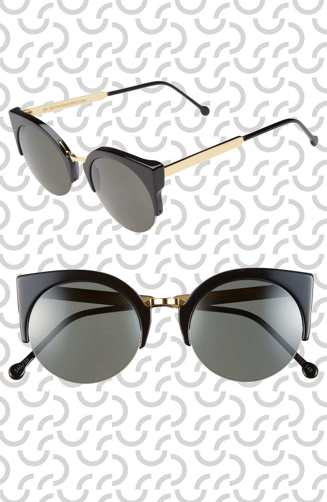 Alternate Image 1 Selected - SUPER by RETROSUPERFUTURE® 52mm 'Lucia' Sunglasses
