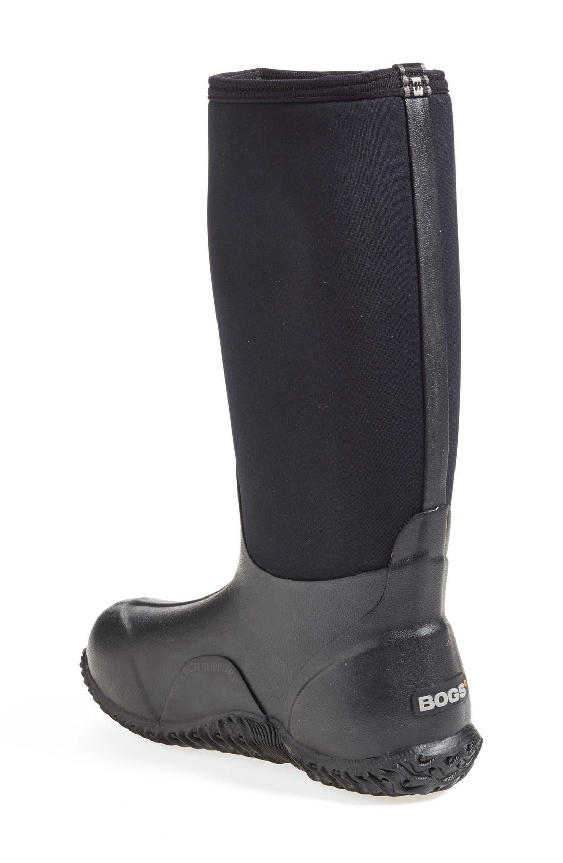 Alternate Image 2  - Bogs 'Classic' High Waterproof Snow Boot (Women)