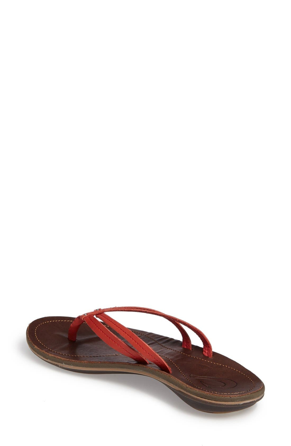 Alternate Image 2  - OluKai 'U'i' Thong Sandal (Women)