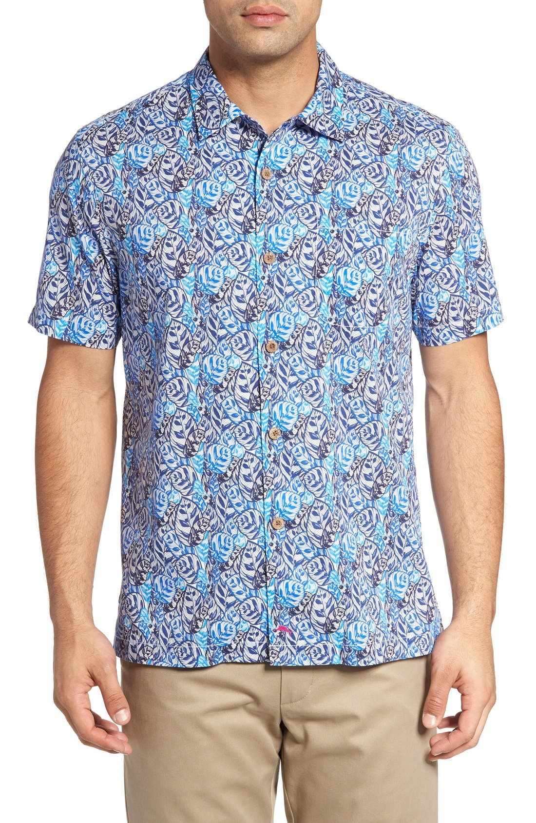 TOMMY BAHAMA Liberty Jungle Breeze Sport Shirt