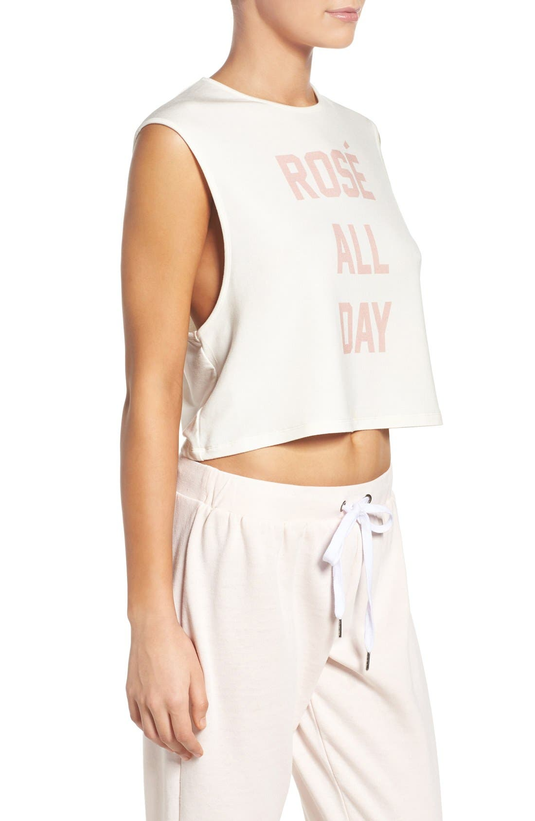 Alternate Image 3  - The Laundry Room Rosé All Day Tank