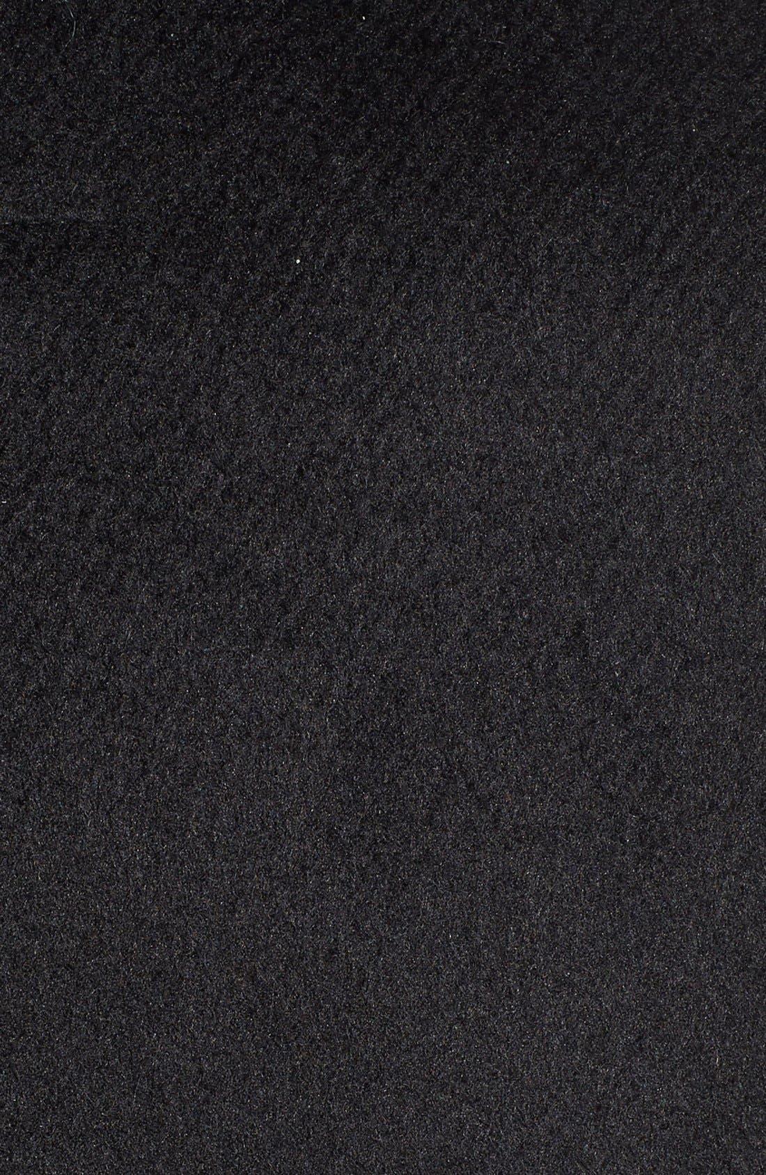 Alternate Image 5  - BLANKNYC Blackout Wool Blend Drape Jacket