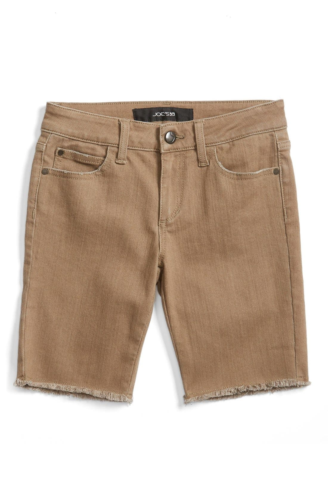 Main Image - Joe's Frayed Hem Bermuda Shorts (Toddler Boys & Little Boys)