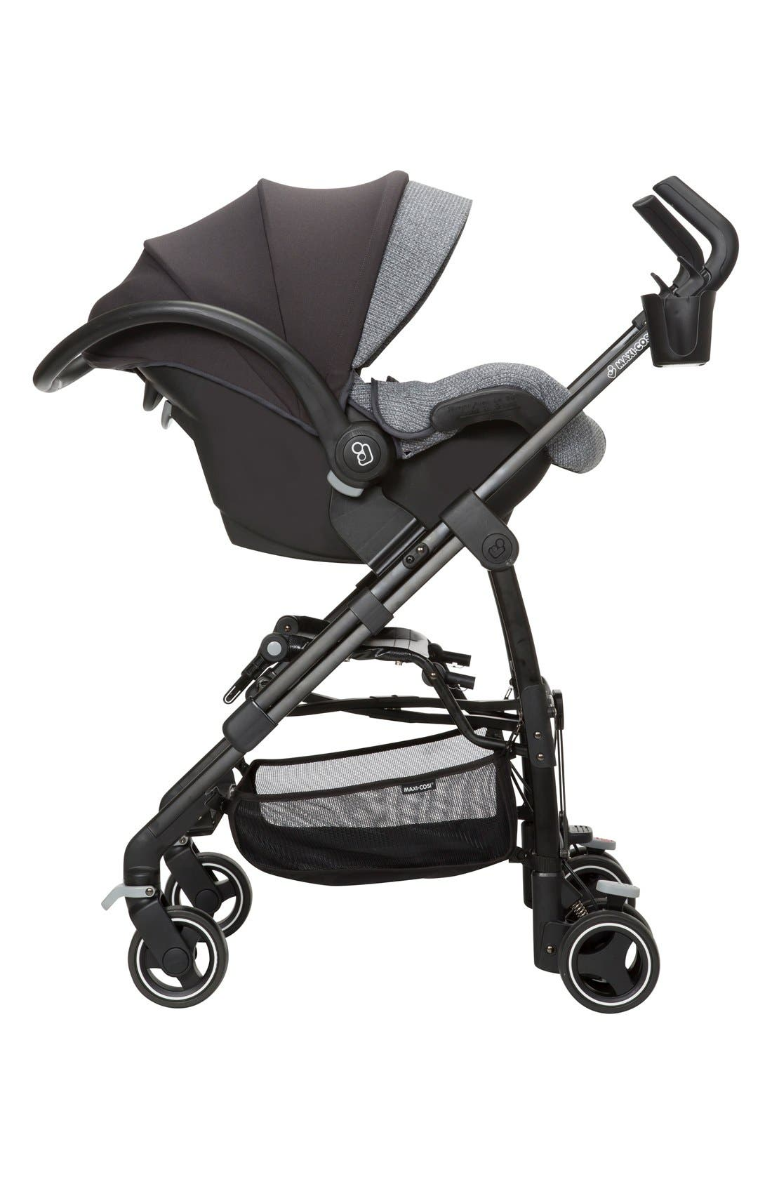 Alternate Image 3  - Maxi-Cosi® Dana Sweater Knit Special Edition Stroller