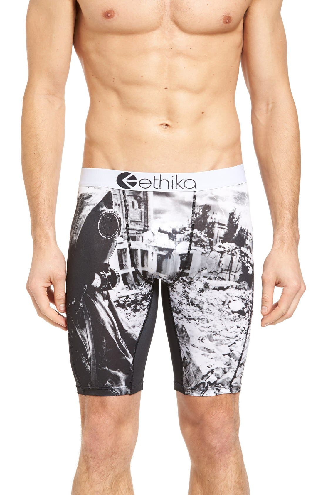 Main Image - Ethika Aftermath Stretch Boxer Briefs