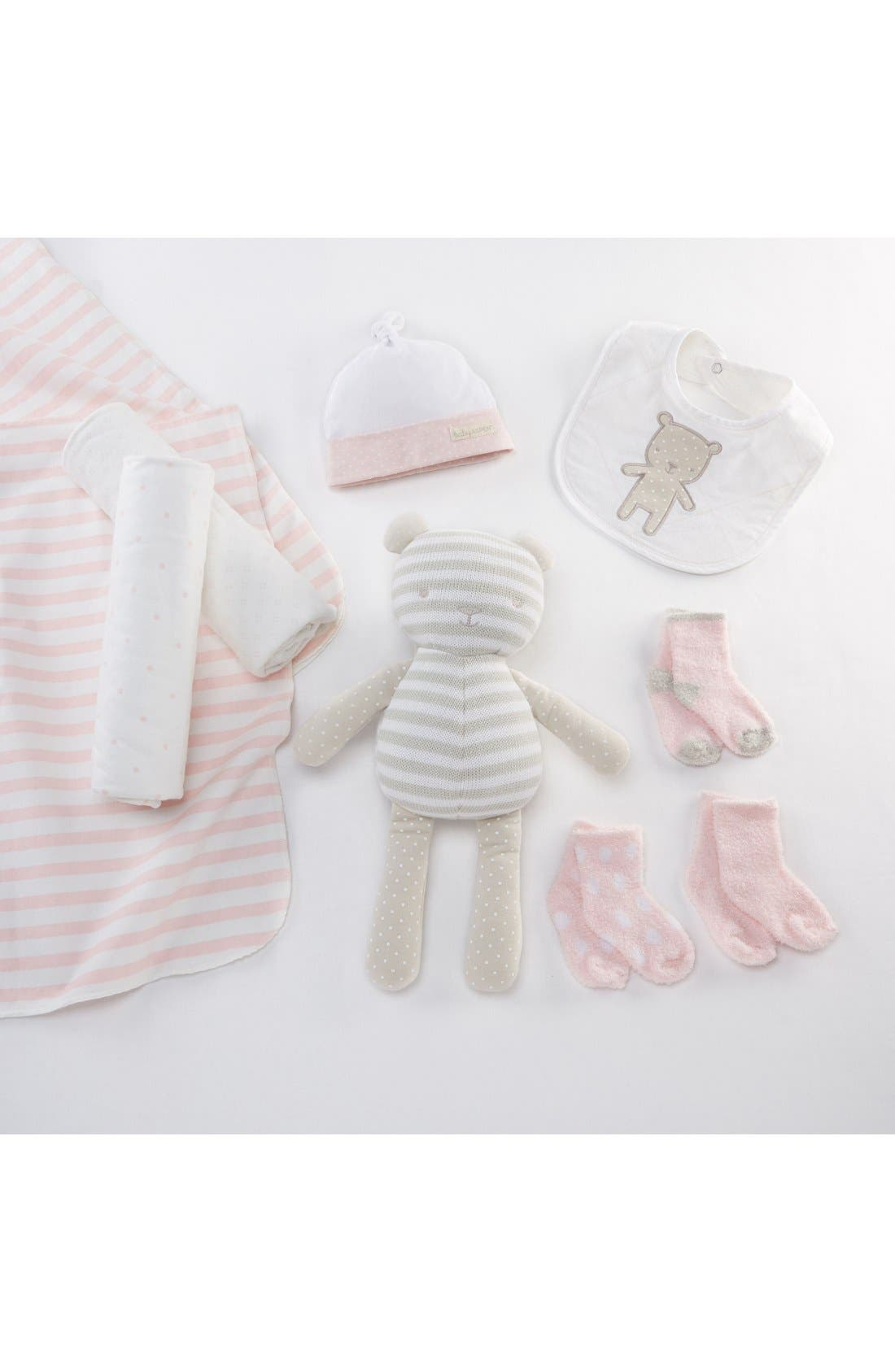 Beary Special 10-Piece Gift Set,                             Alternate thumbnail 2, color,                             Pink