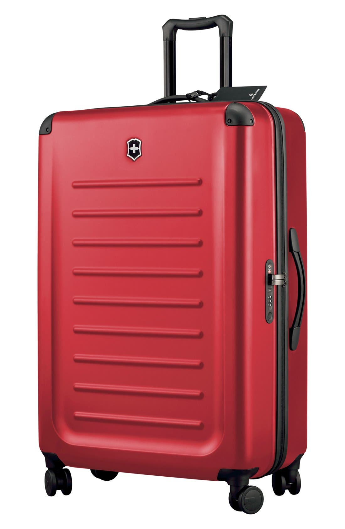 Alternate Image 1 Selected - Victorinox Swiss Army® 'Spectra 2.0' Hard Sided Rolling Travel Suitcase (32 Inch)