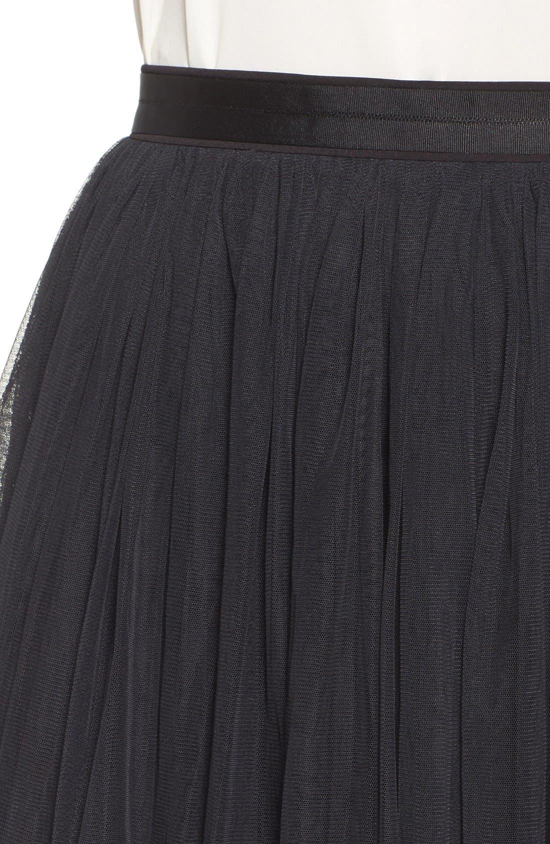 Alternate Image 5  - Needle & Thread Tulle Skirt