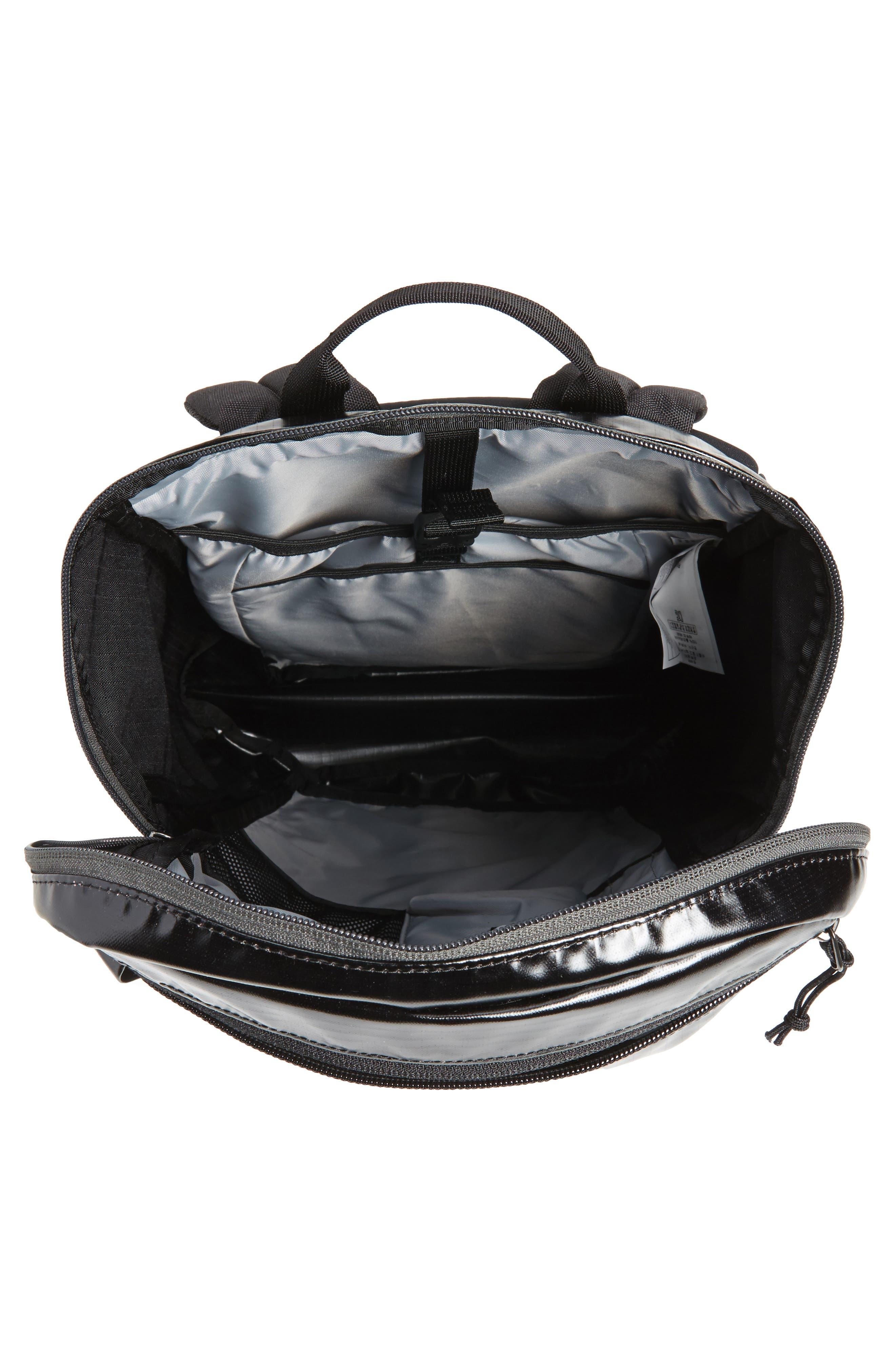 Black Hole 25 Liter Backpack,                             Alternate thumbnail 4, color,                             Black