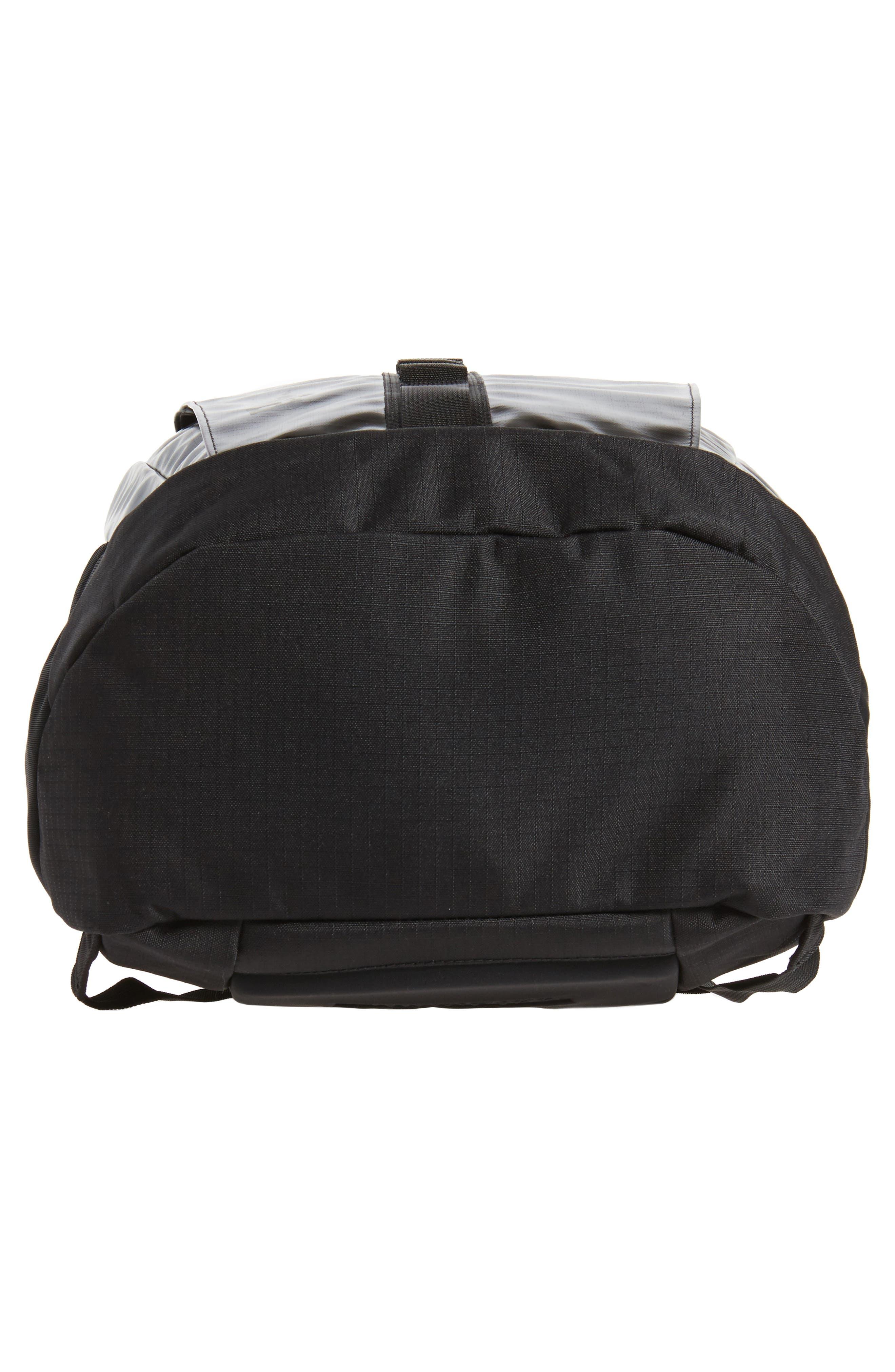 Black Hole 25 Liter Backpack,                             Alternate thumbnail 6, color,                             Black