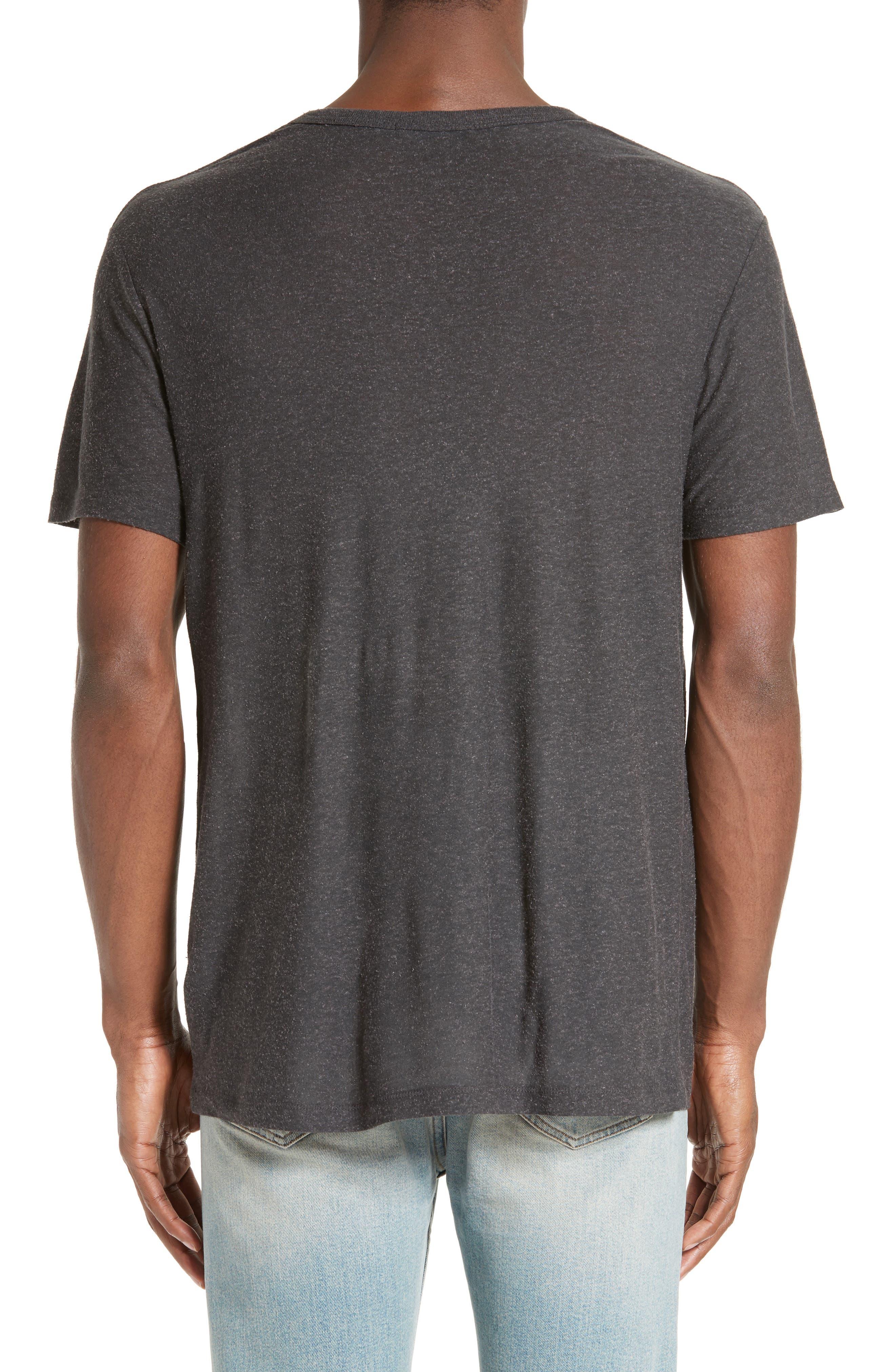 Alternate Image 2  - T by Alexander Wang 'Pilly' Crewneck T-Shirt