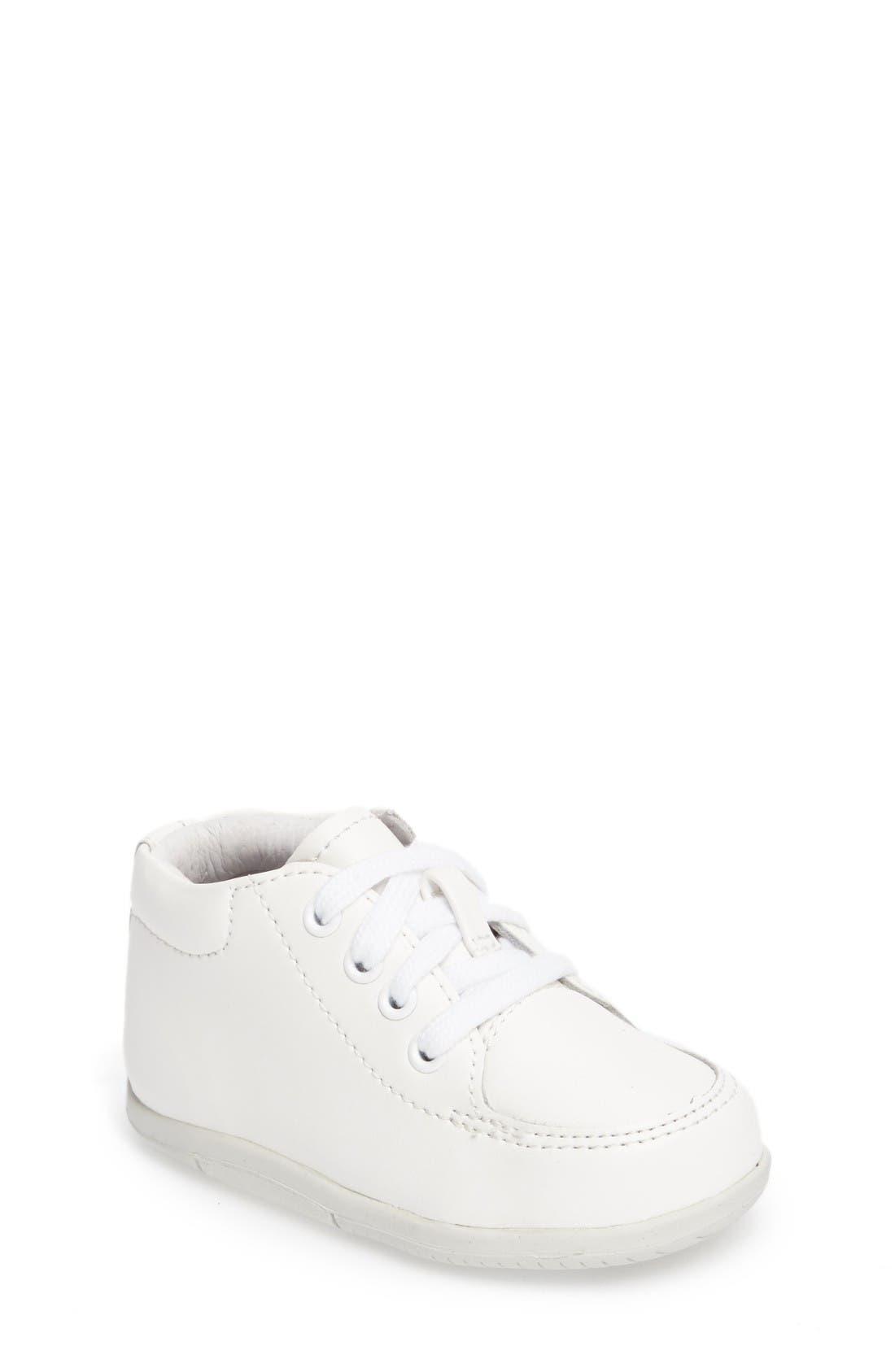 Alternate Image 1 Selected - Stride Rite Grayson Sneaker (Baby, Walker & Toddler)