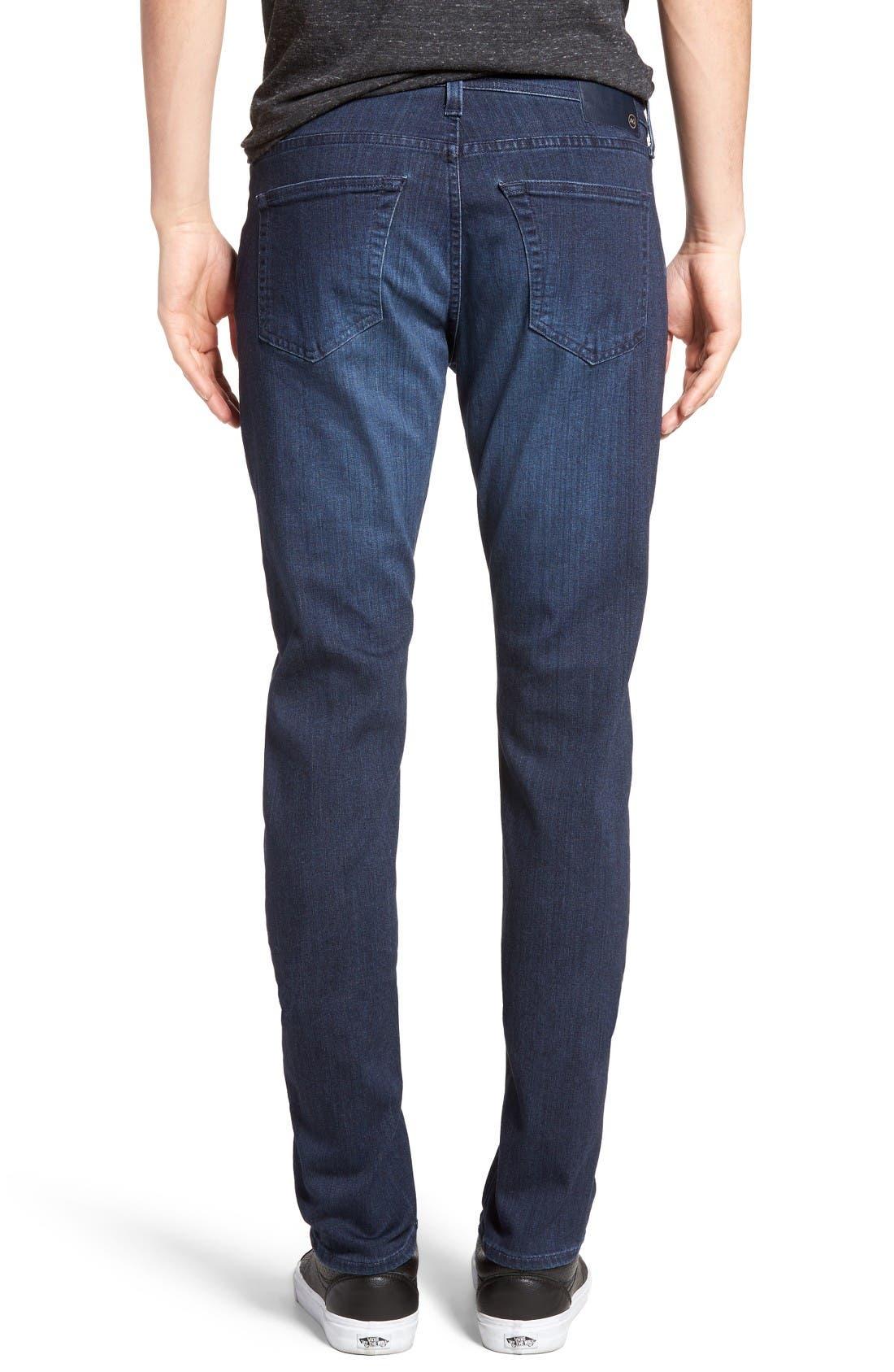 Alternate Image 2  - AG Tellis Slim Fit Jeans (Kast)