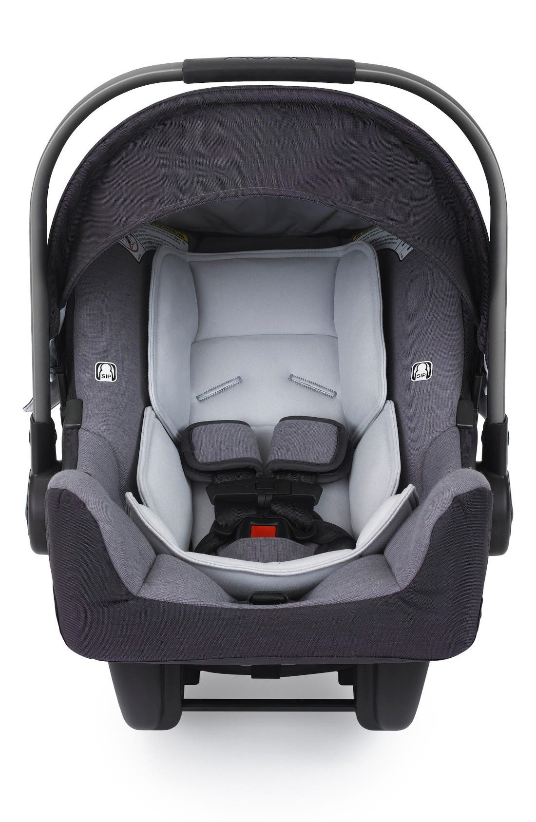 Alternate Image 3  - nuna MIXX™ Stroller System & PIPA™ Car Seat Set