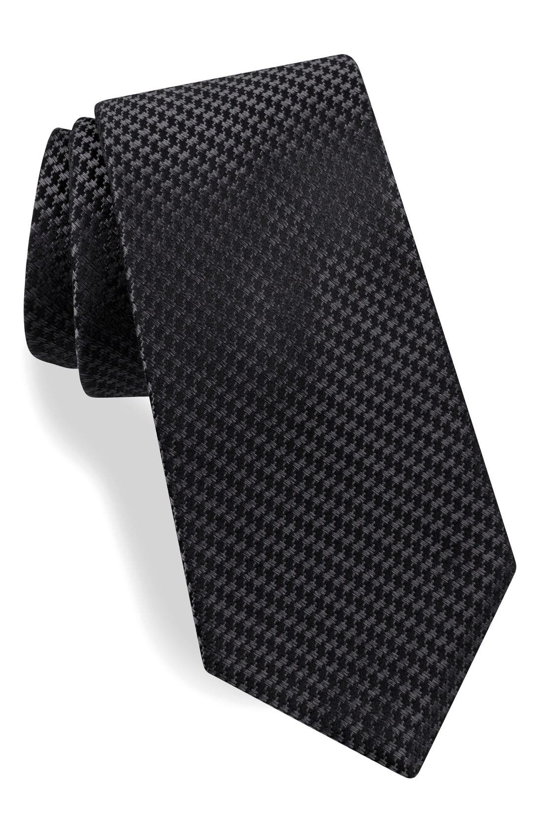 Alternate Image 1 Selected - Ted Baker London Geometric Silk Tie