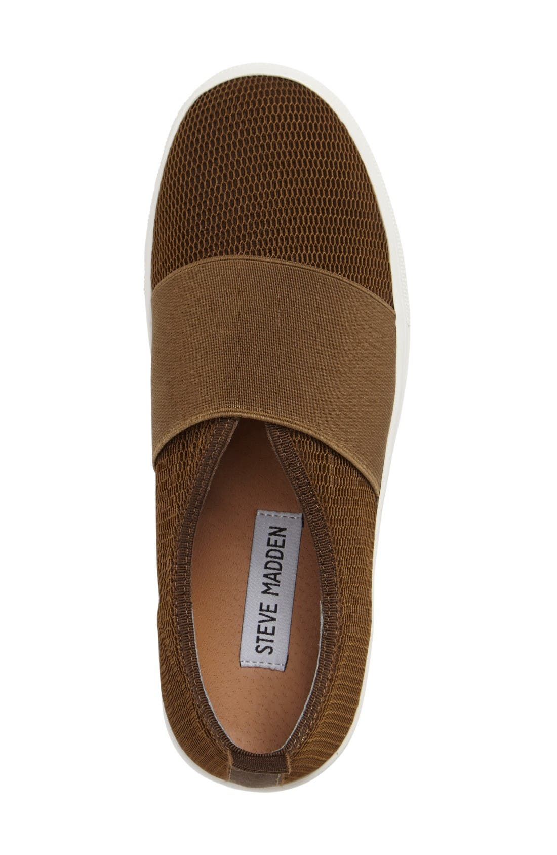 Alternate Image 3  - Steve Madden Glenn Slip-On Platform Sneaker (Women)