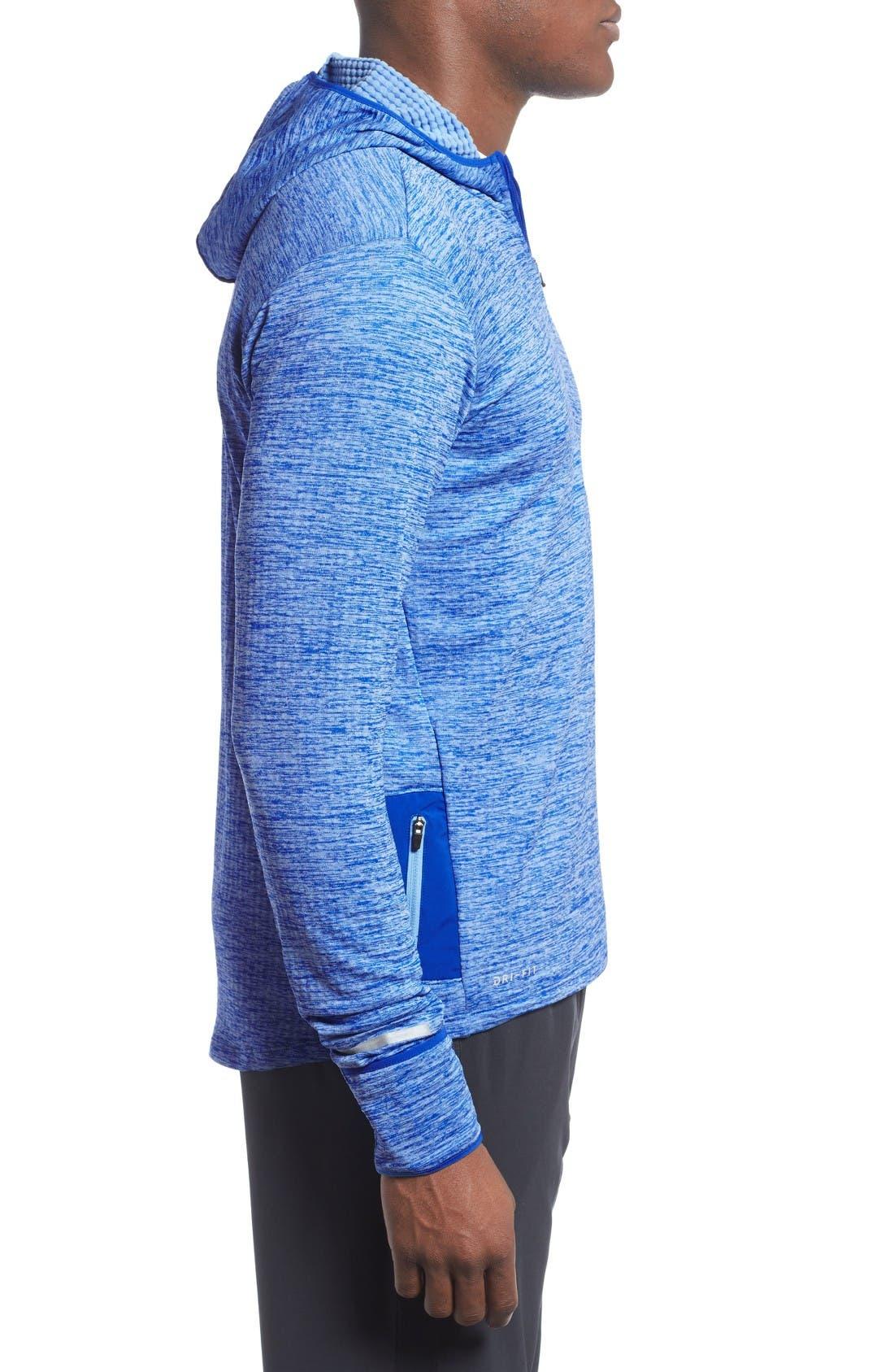 Alternate Image 3  - Nike Therma Sphere Element Running Hoodie