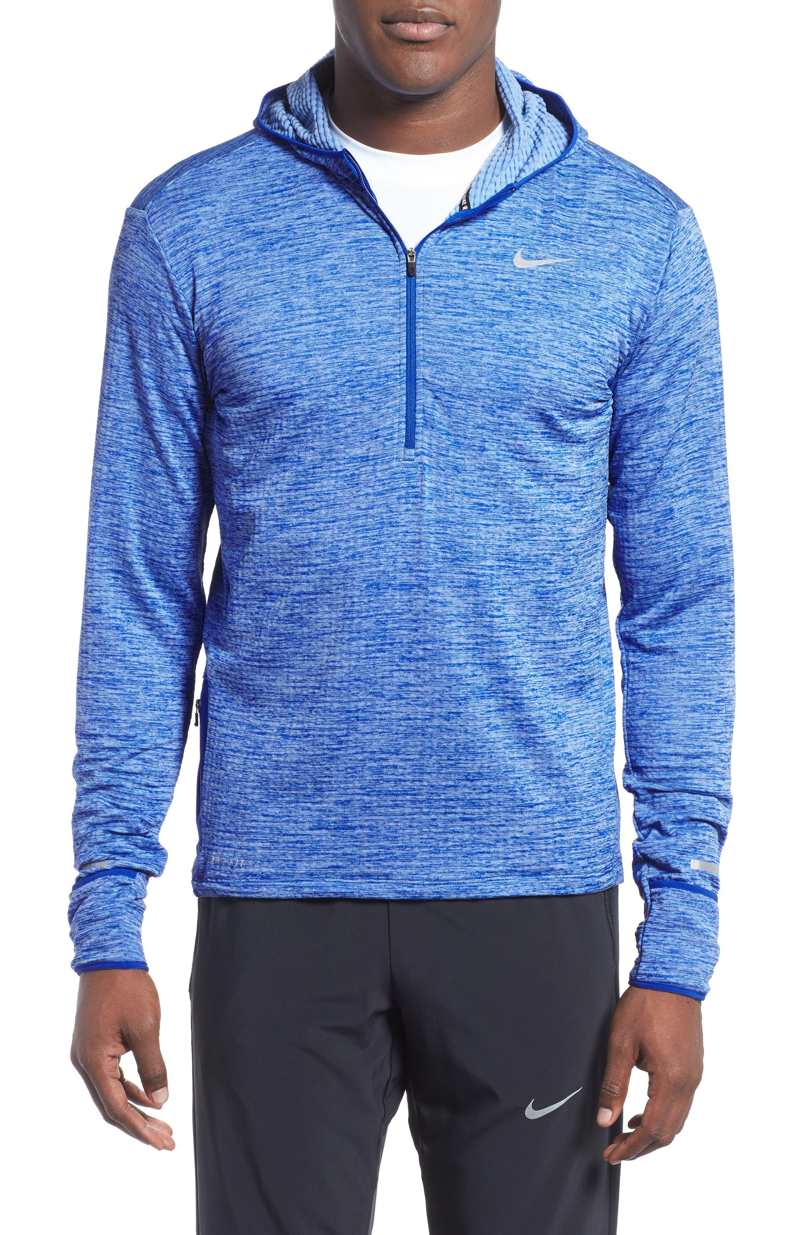 Main Image - Nike Therma Sphere Element Running Hoodie