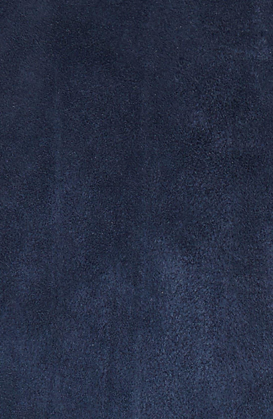 Alternate Image 6  - Vince Suede Robe Coat