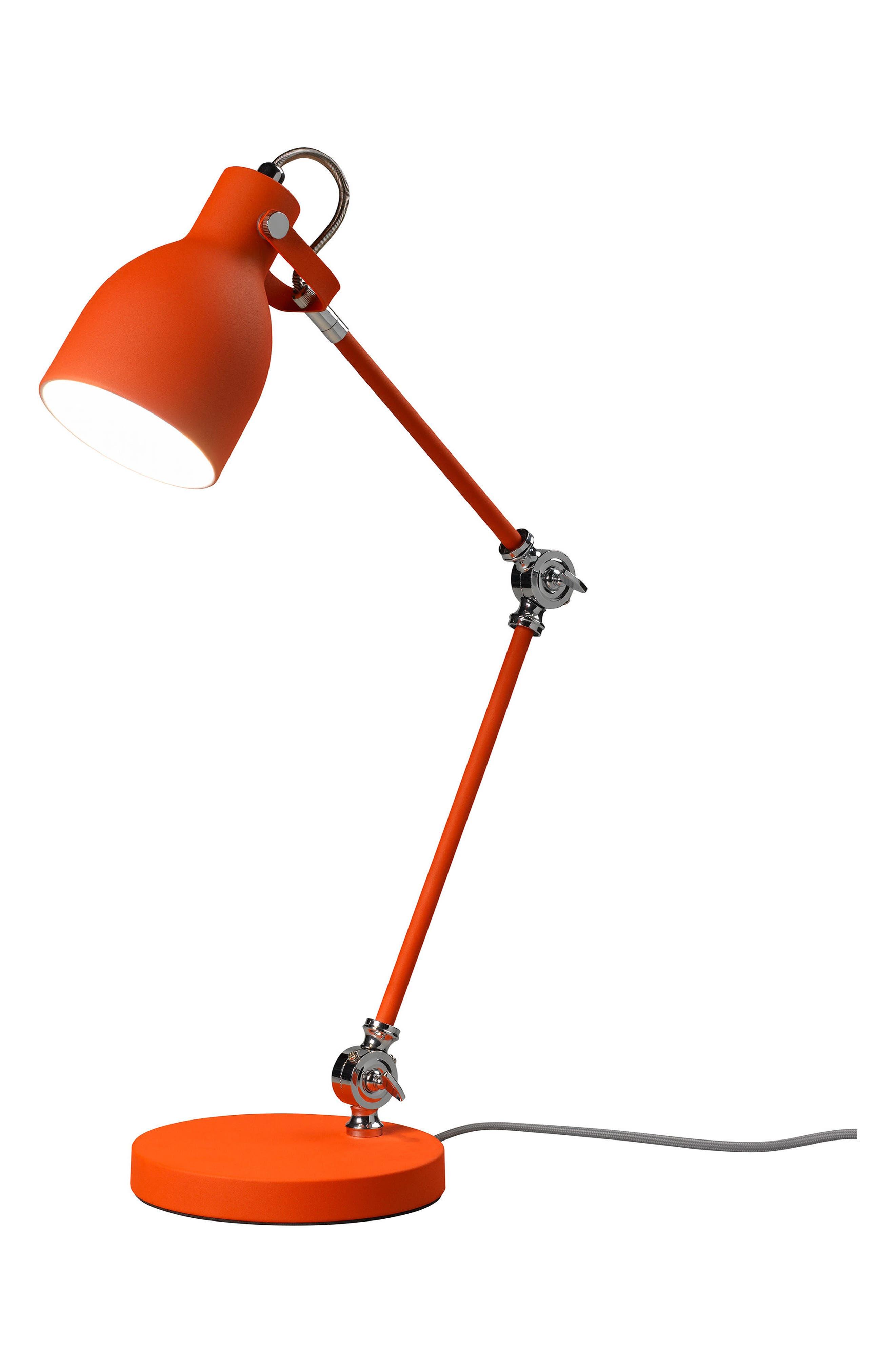 Alternate Image 2  - Wild and Wolf Task Lamp
