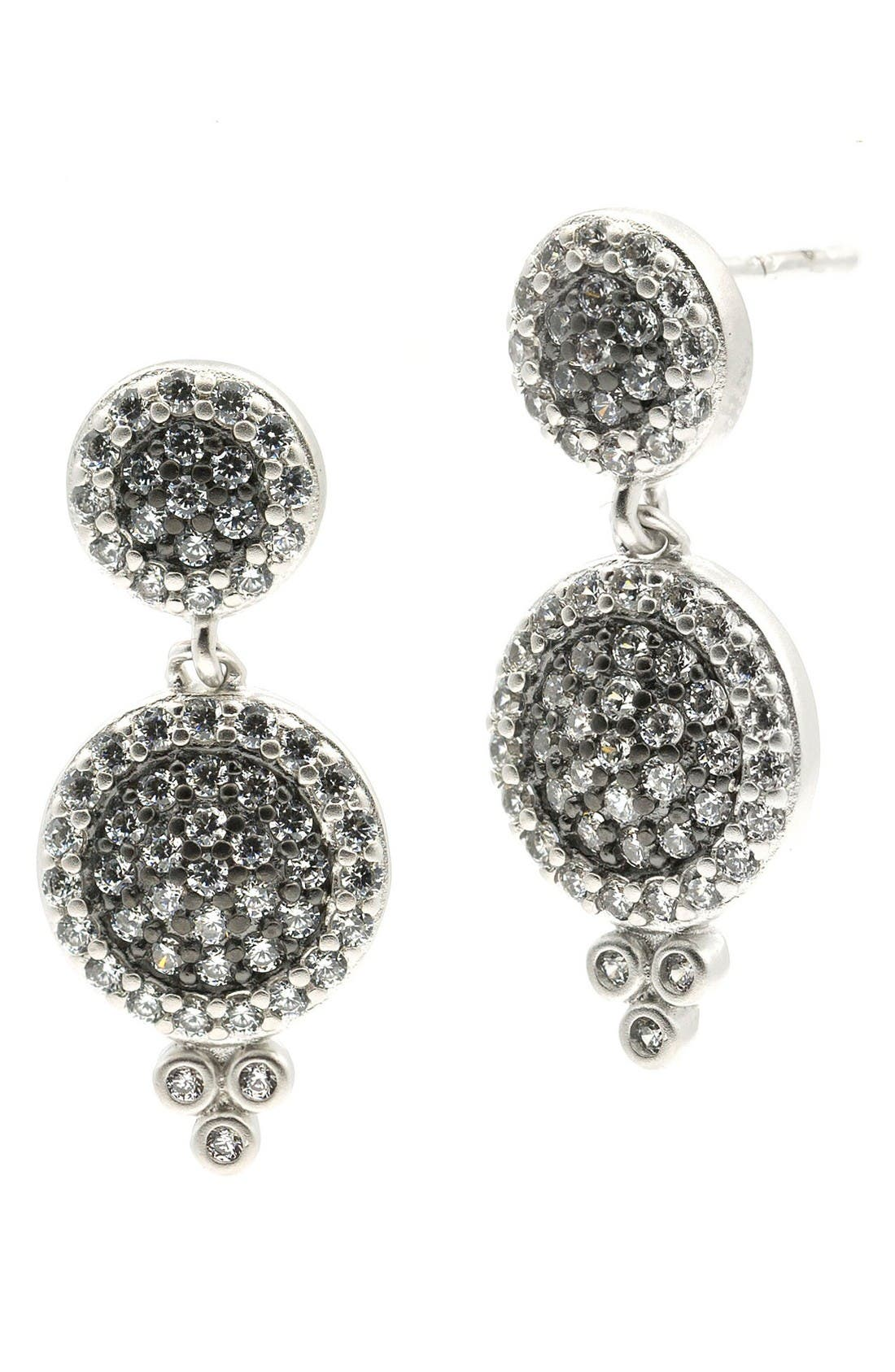 Alternate Image 1 Selected - FREIDA ROTHMAN 'Metropolitan' Drop Earrings