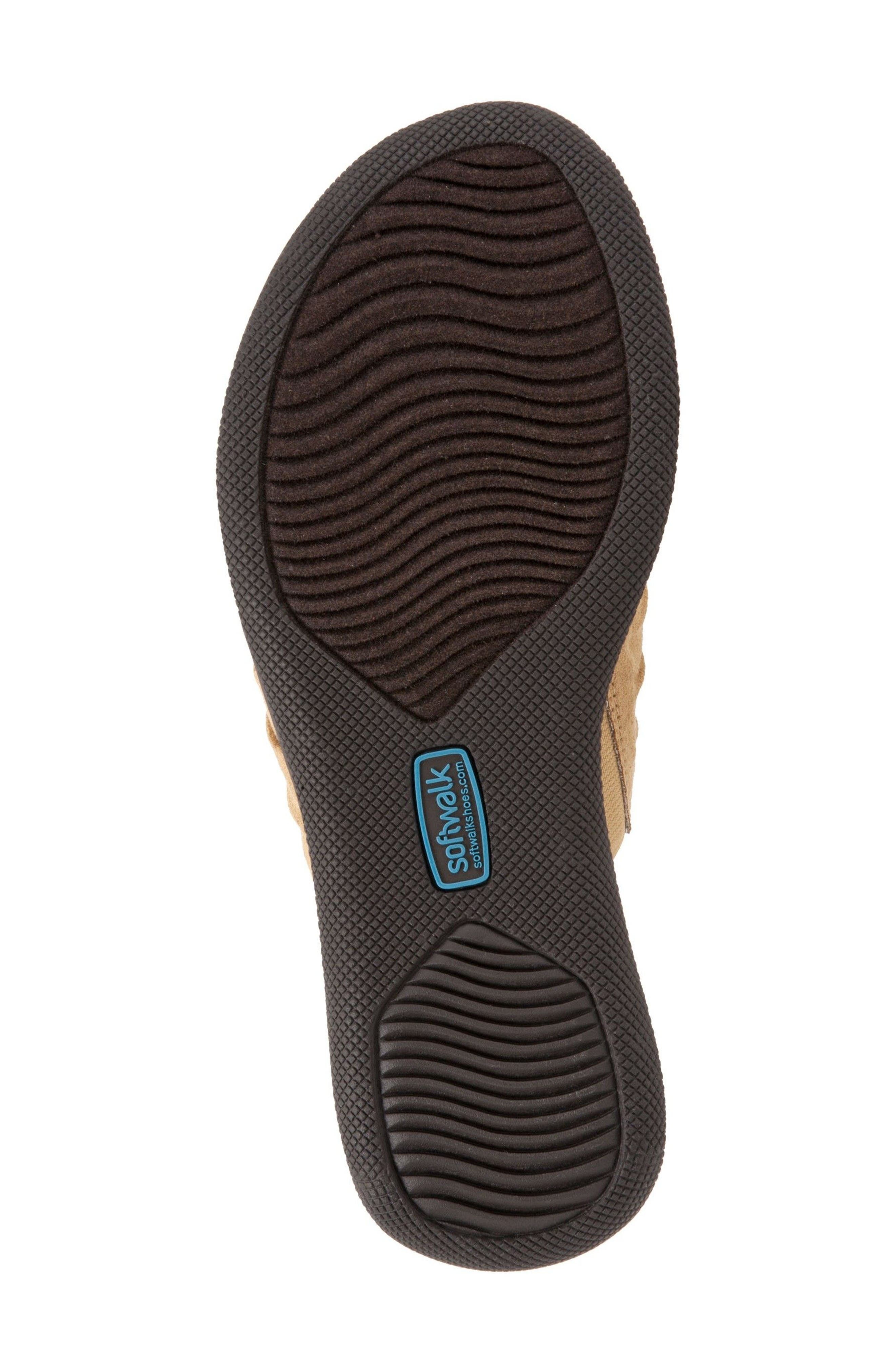 Alternate Image 4  - SoftWalk® 'Toma' Thong Sandal (Women)